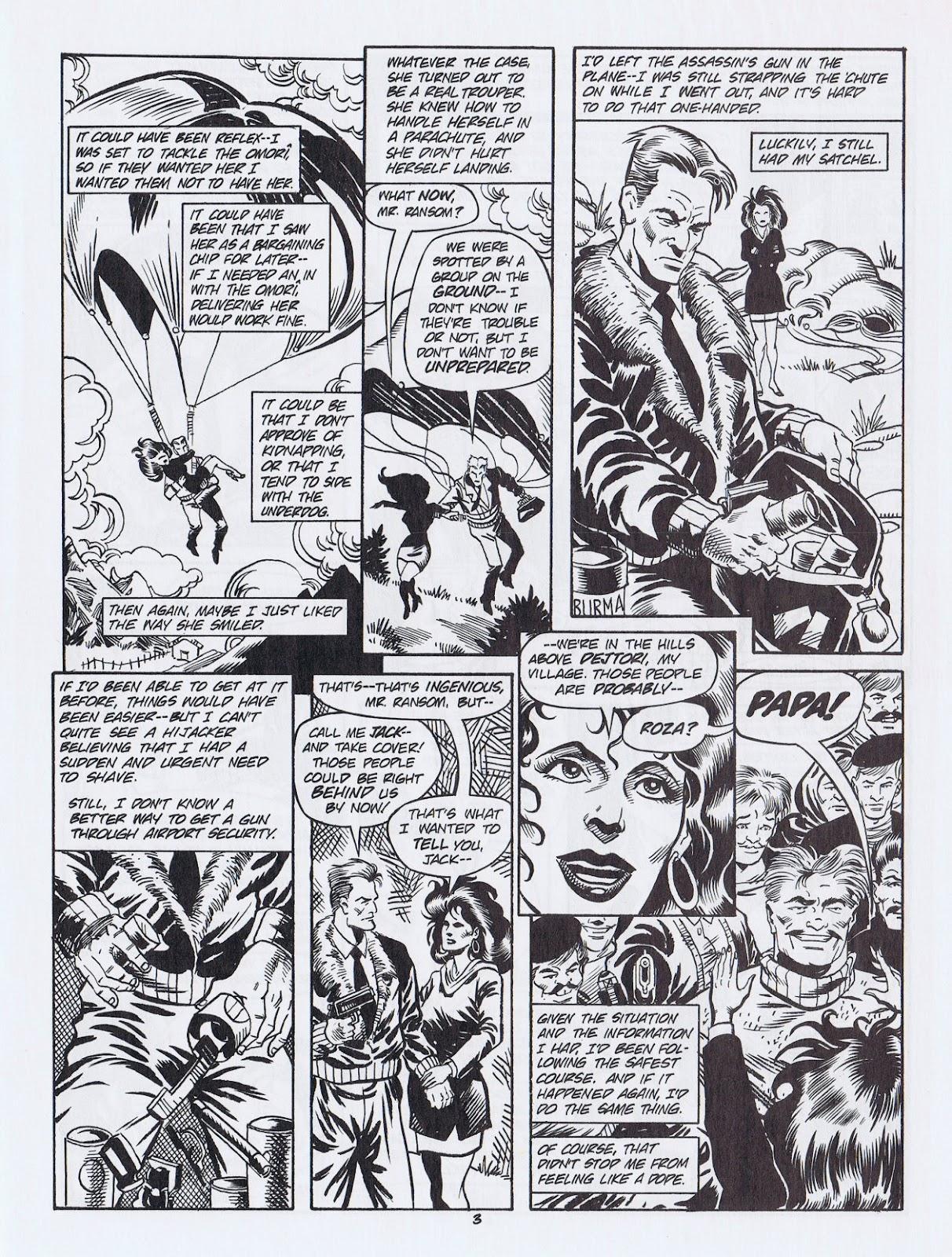 Read online Merchants of Death comic -  Issue #2 - 37