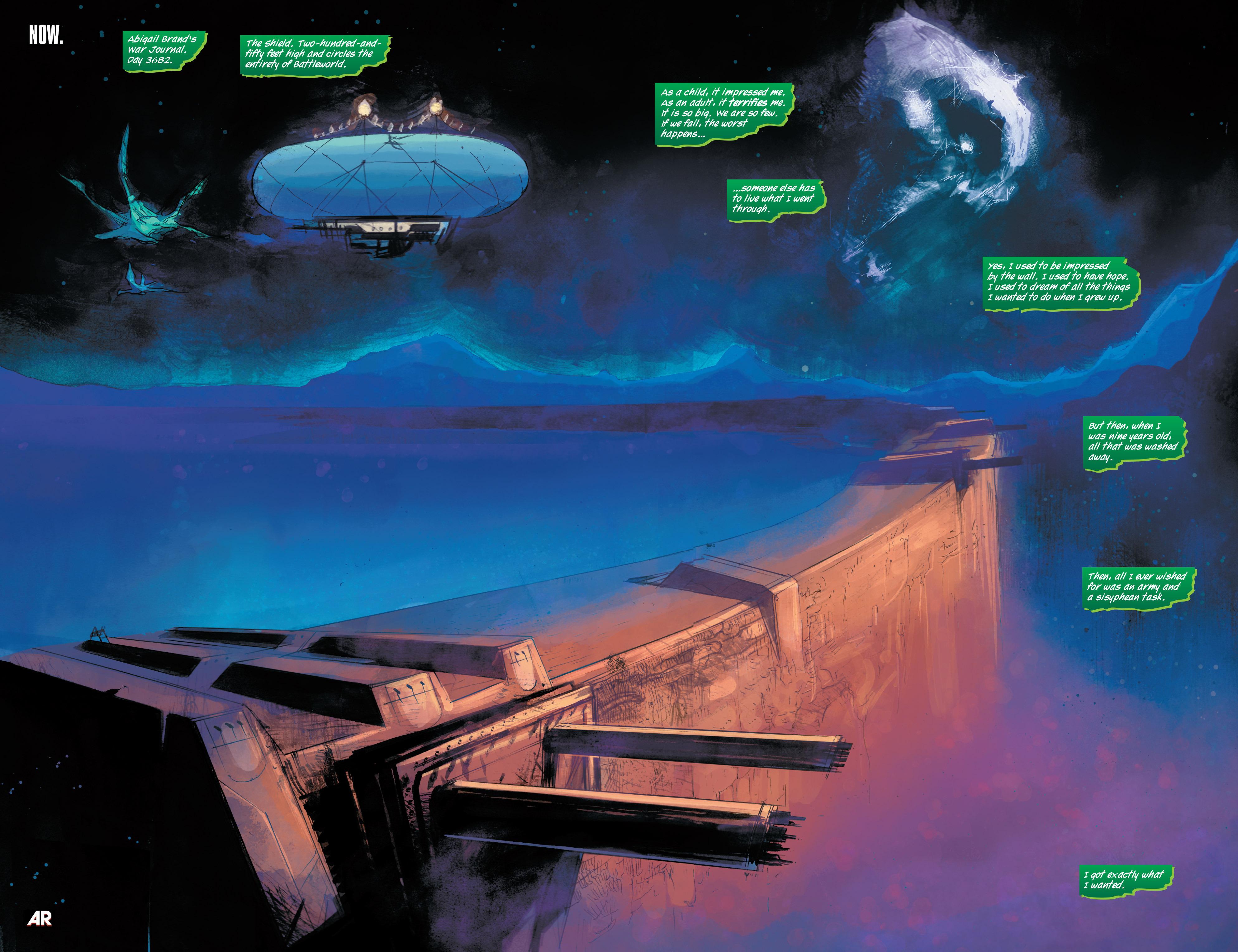 Read online Siege (2015) comic -  Issue #1 - 6