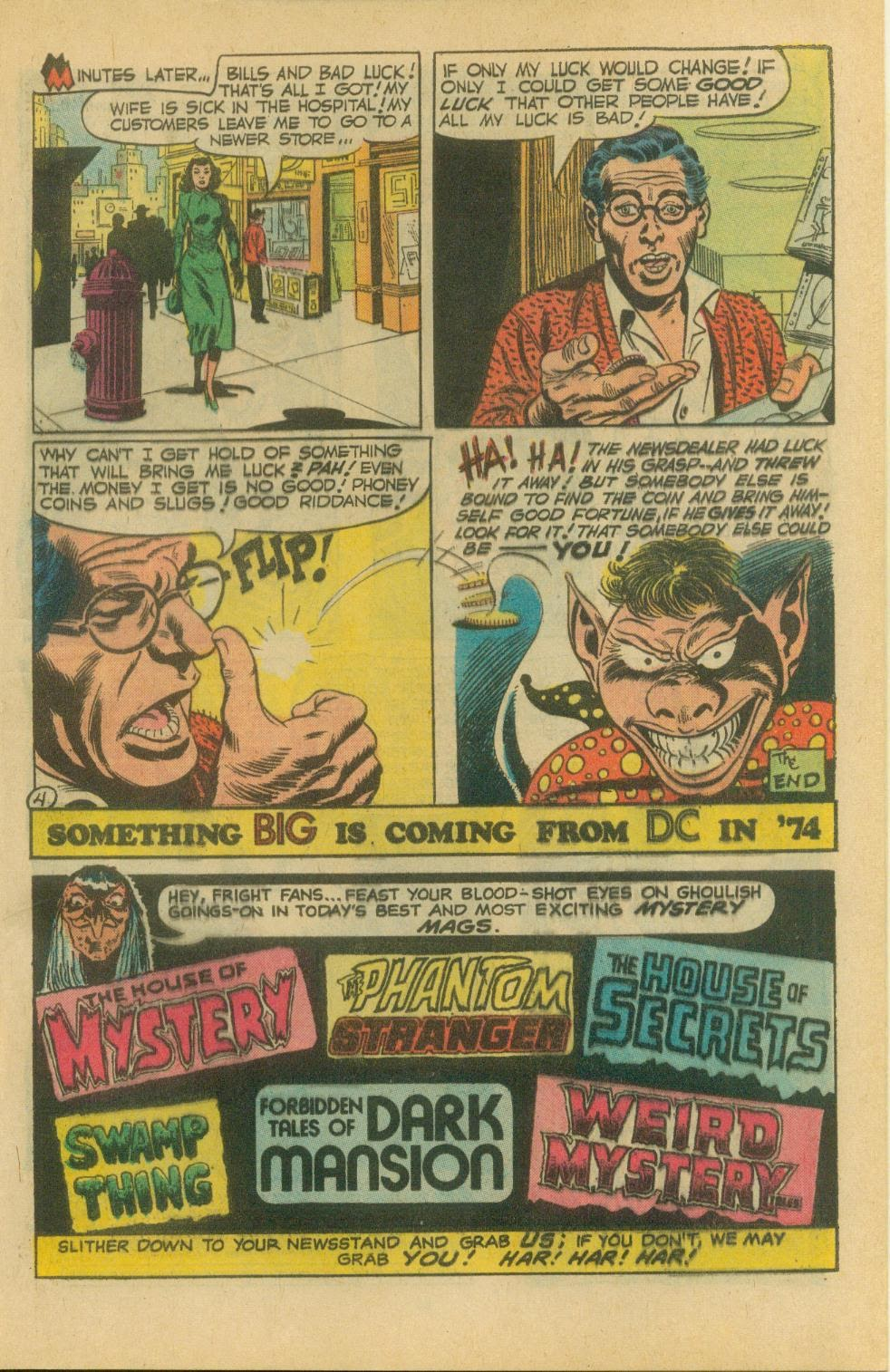 The Witching Hour (1969) issue 38 - Page 97