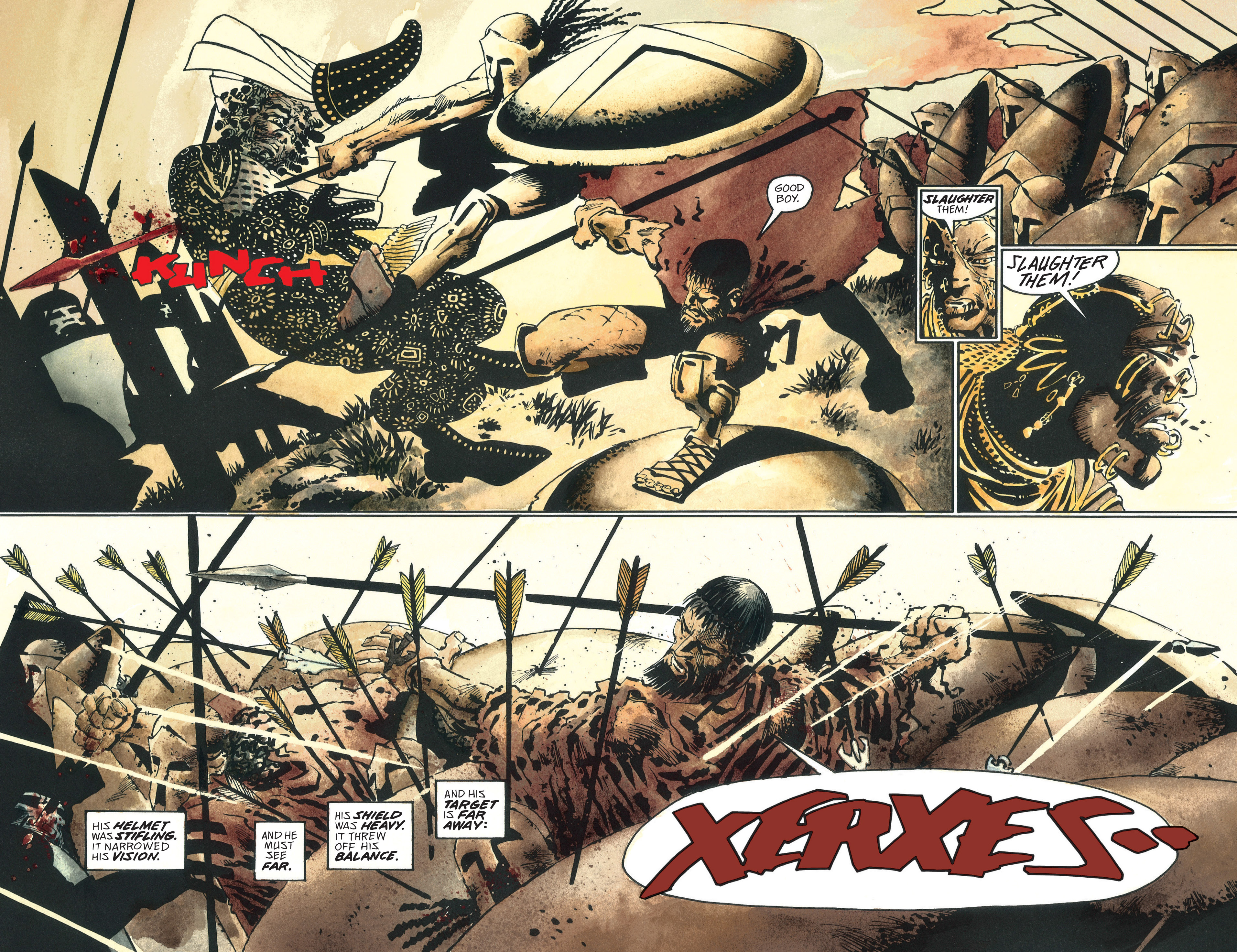 Read online 300 comic -  Issue #300 TPB - 79