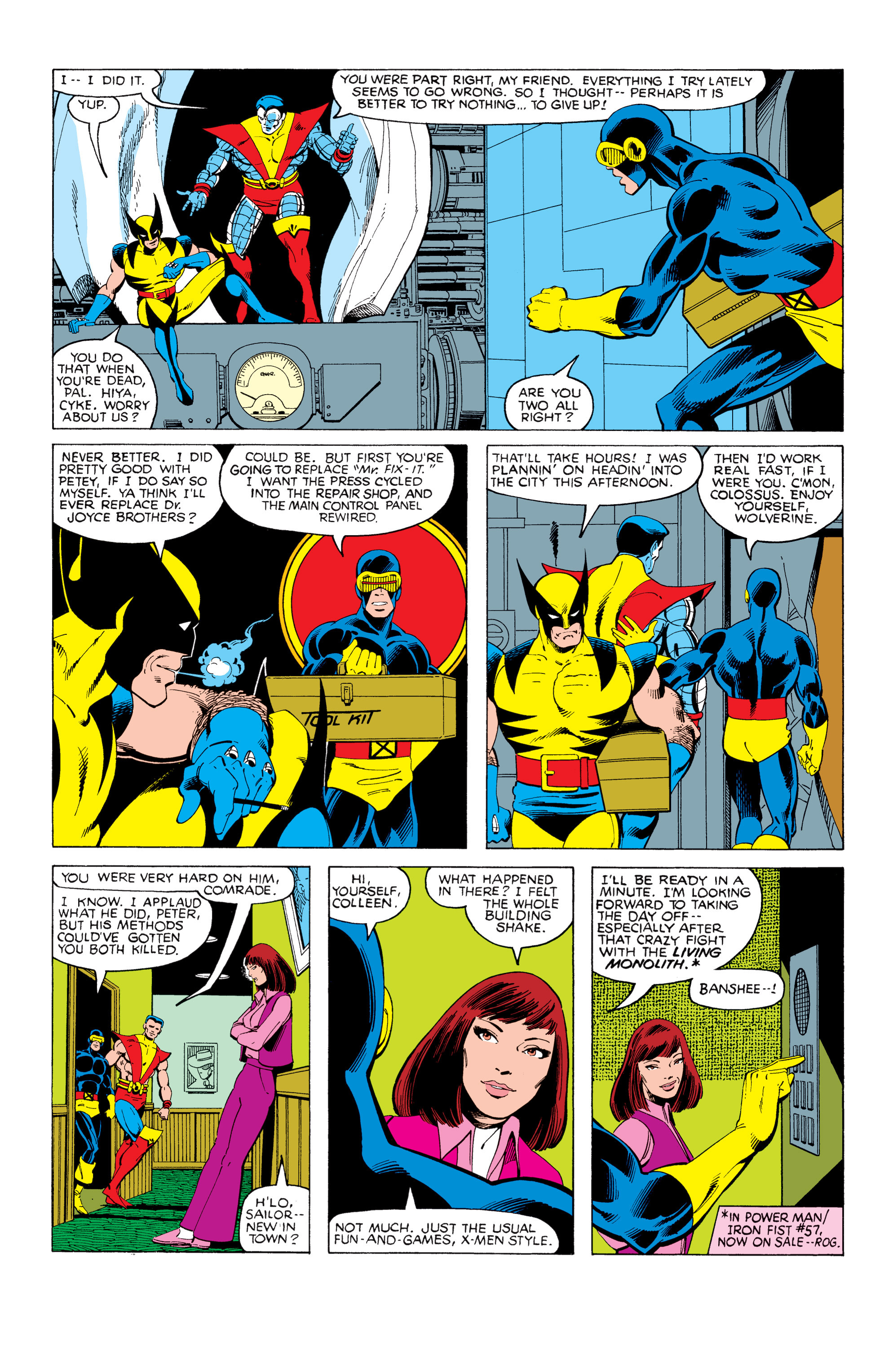 Read online Uncanny X-Men (1963) comic -  Issue #122 - 5