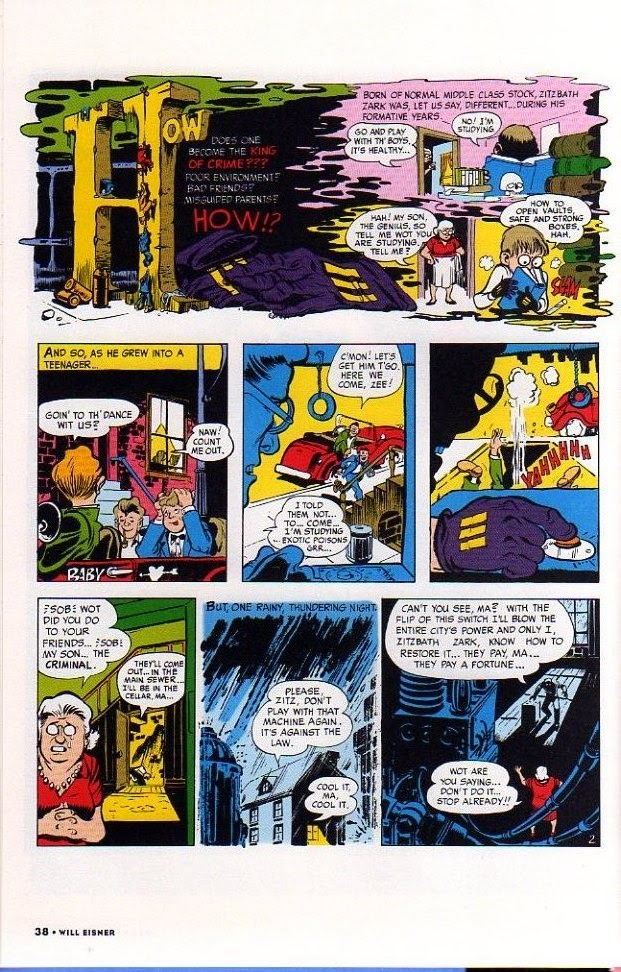 Read online Will Eisner's The Spirit Archives comic -  Issue # TPB 26 (Part 1) - 45