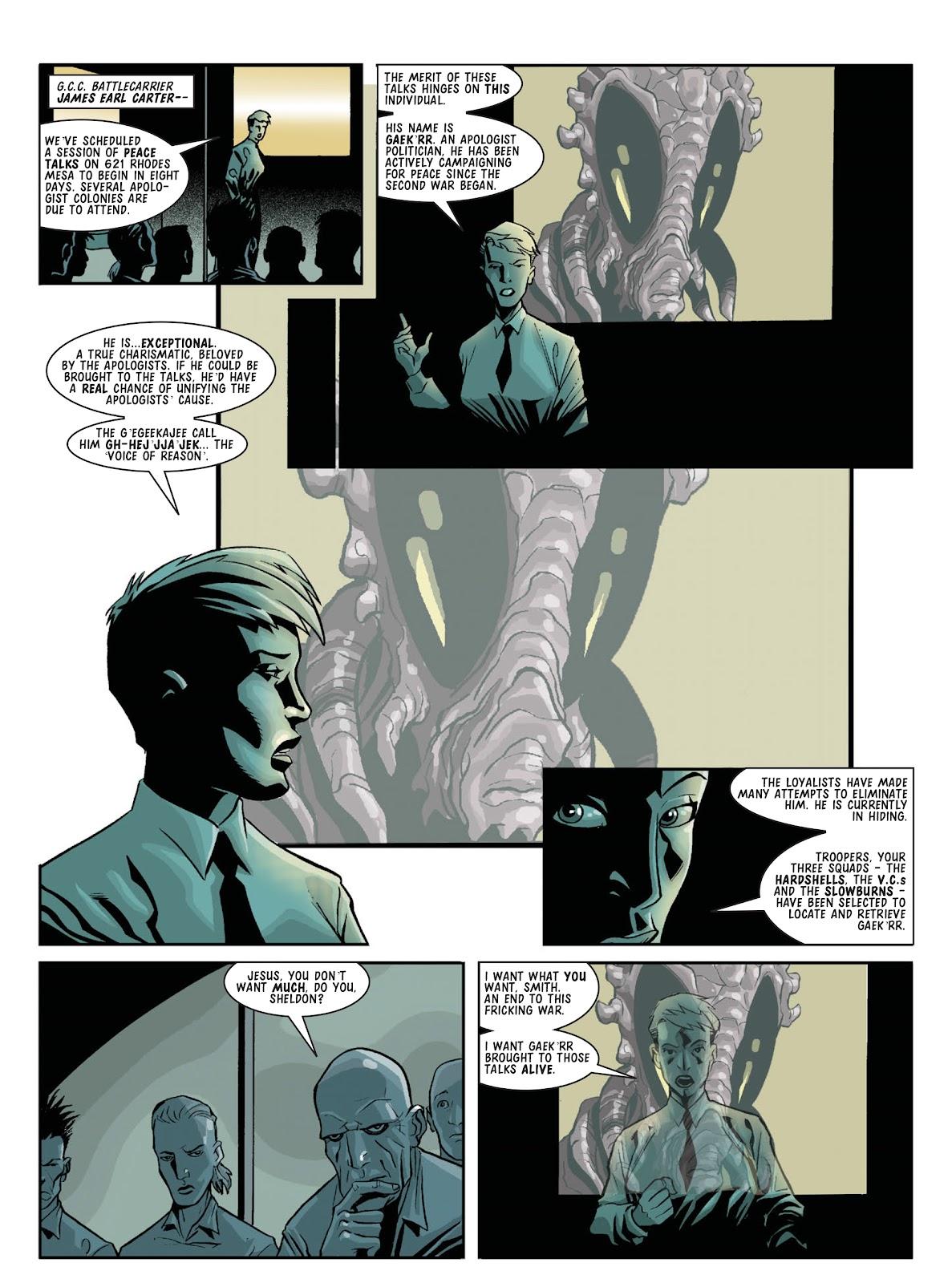 Judge Dredd Megazine (Vol. 5) Issue #381 #180 - English 91