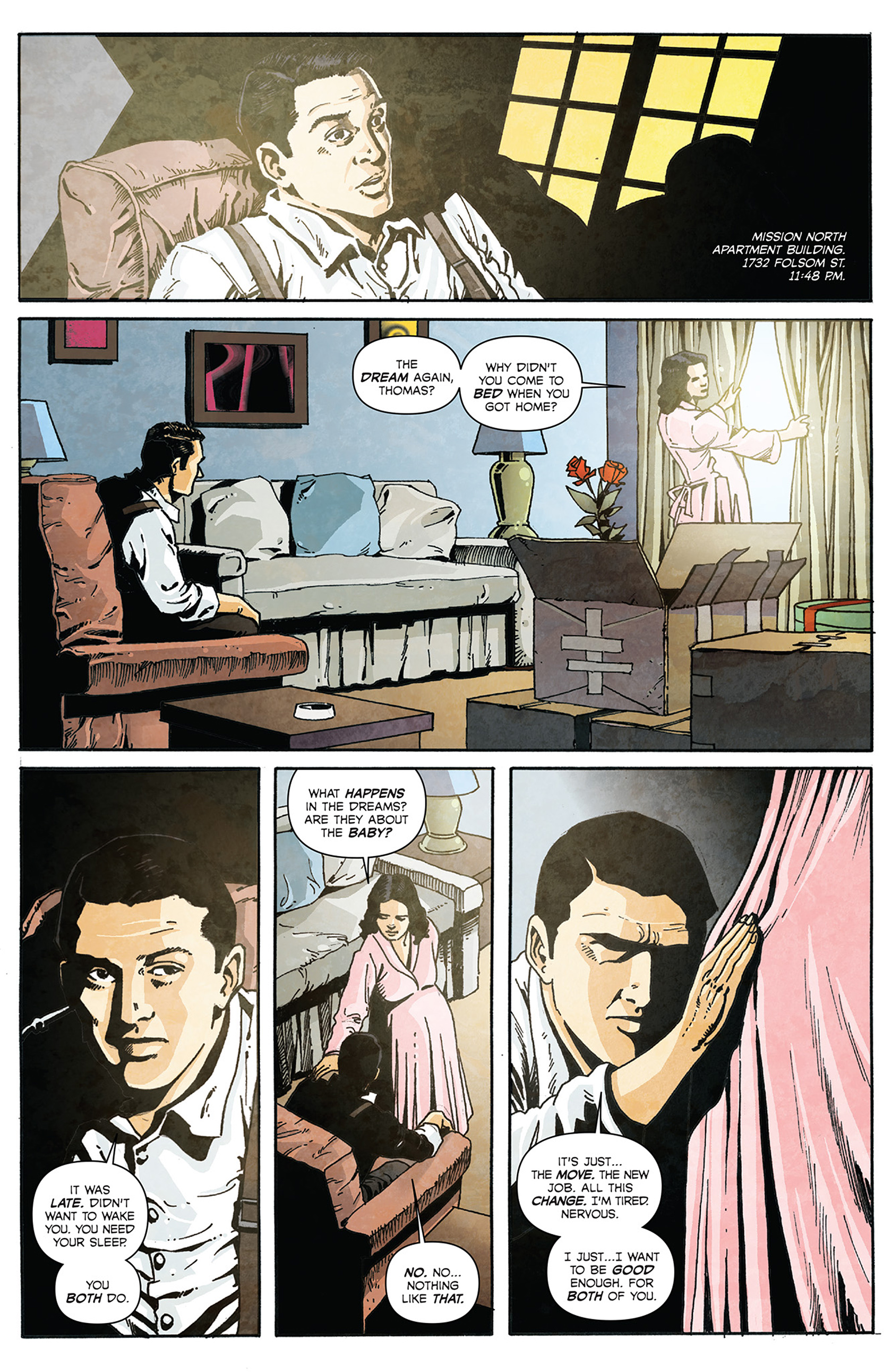 Read online Seduction of the Innocent (2015) comic -  Issue #1 - 10