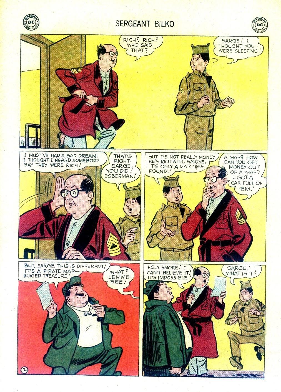 Sergeant Bilko issue 9 - Page 4