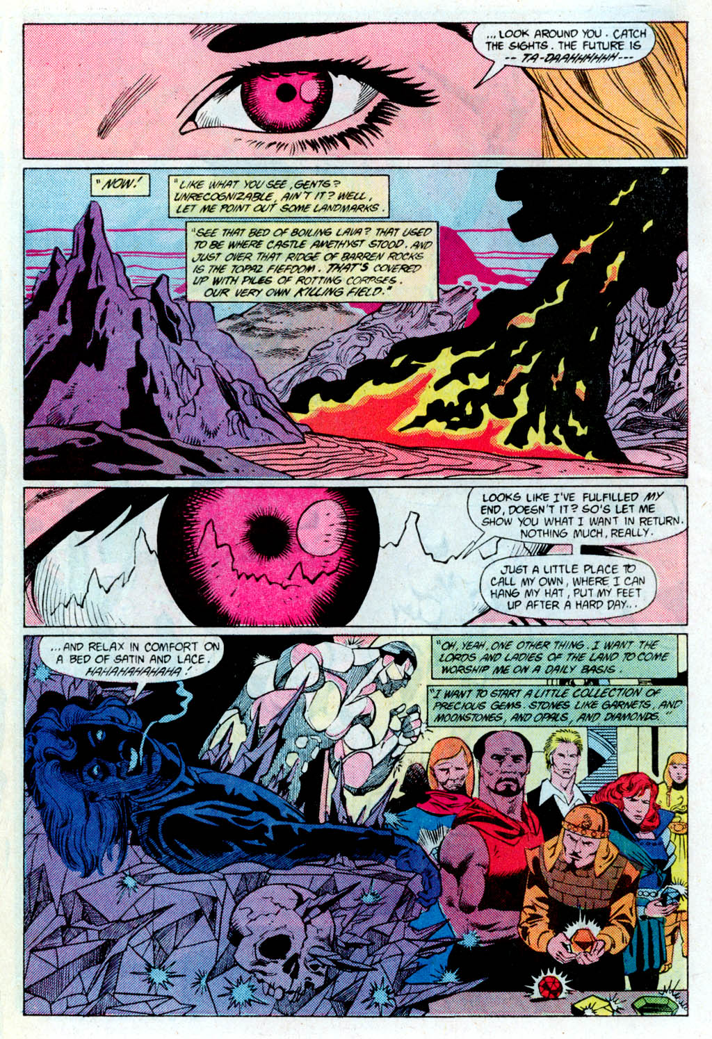 Read online Amethyst (1985) comic -  Issue # _Special 1 - 6