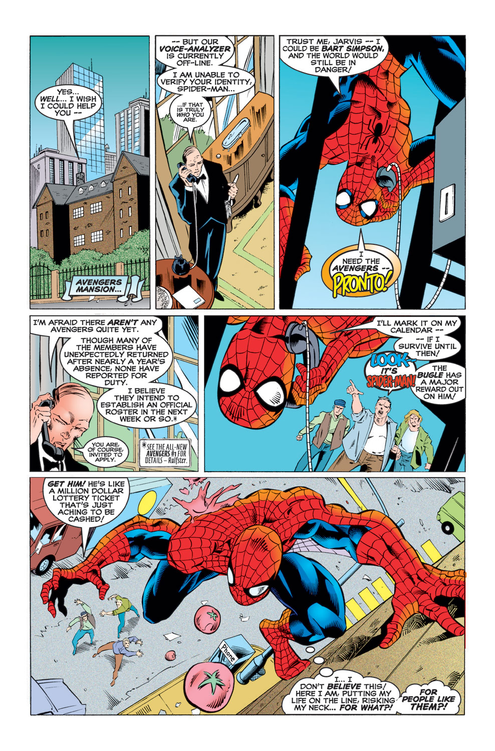 The Amazing Spider-Man (1963) 431 Page 8