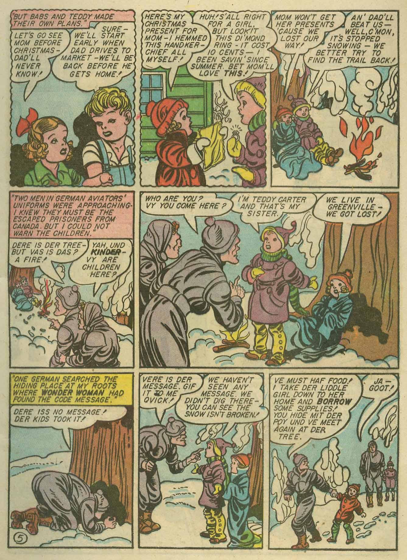 Read online Sensation (Mystery) Comics comic -  Issue #14 - 7