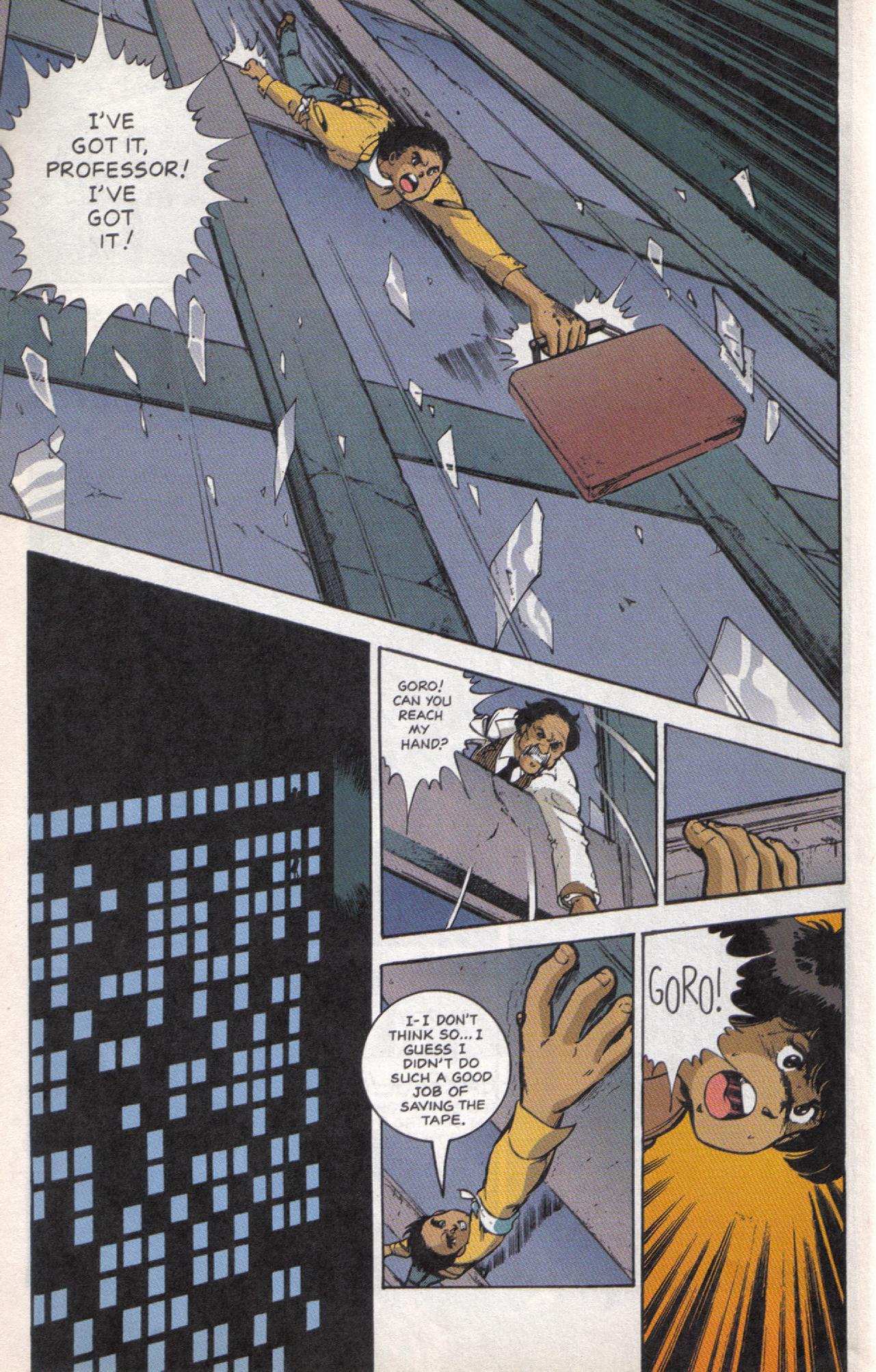 Read online Dark Horse Classics: Terror of Godzilla comic -  Issue #5 - 25
