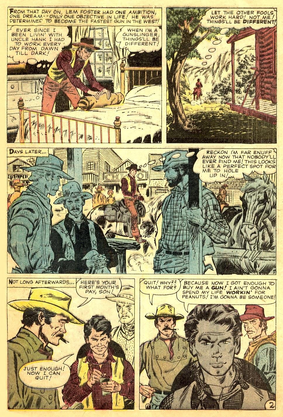 Gunsmoke Western issue 63 - Page 29