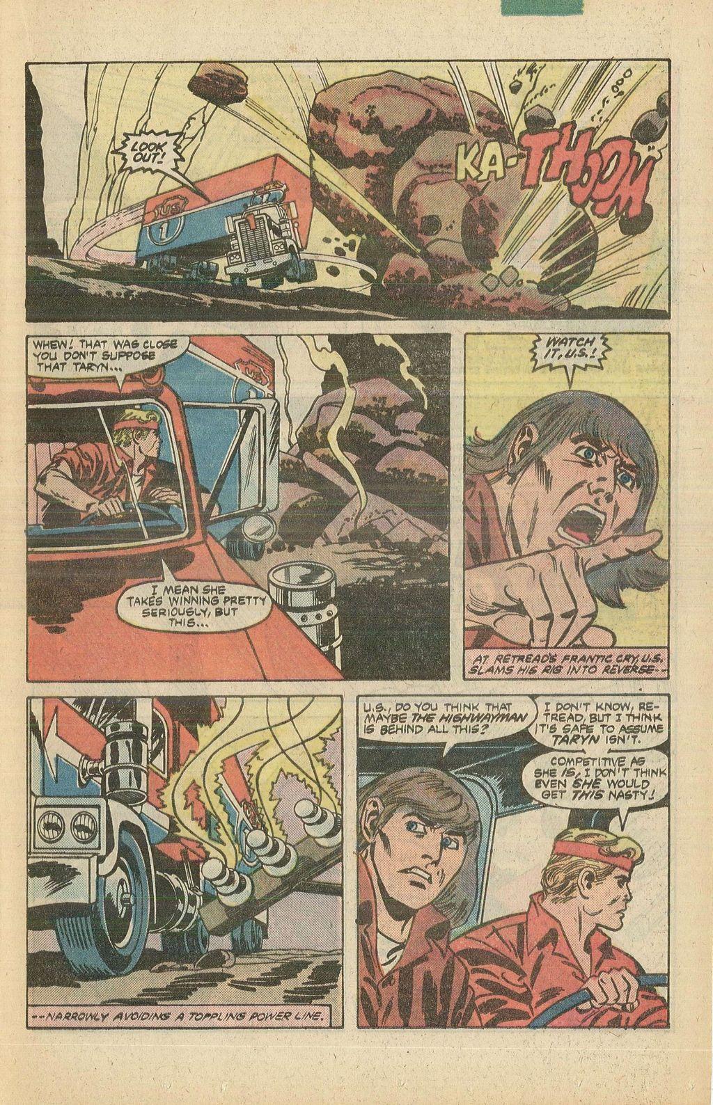 Read online U.S. 1 comic -  Issue #5 - 13