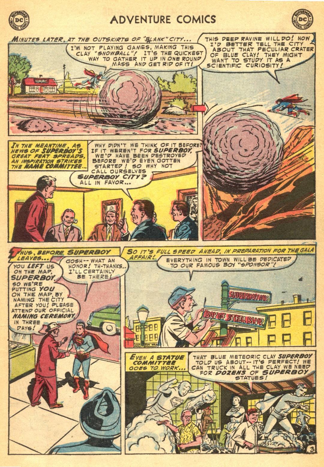 Read online Adventure Comics (1938) comic -  Issue #202 - 5