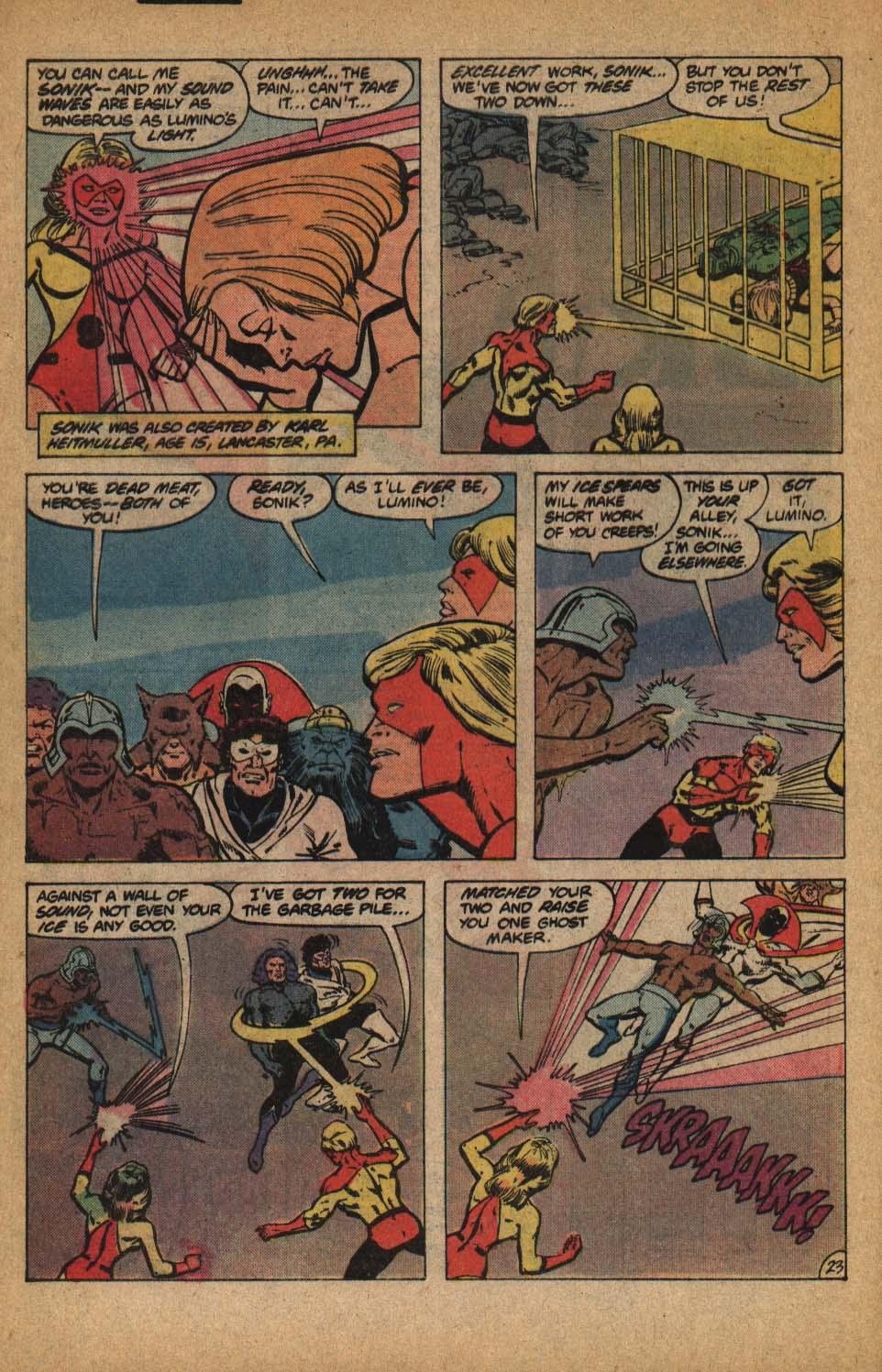 Read online Adventure Comics (1938) comic -  Issue #485 - 32