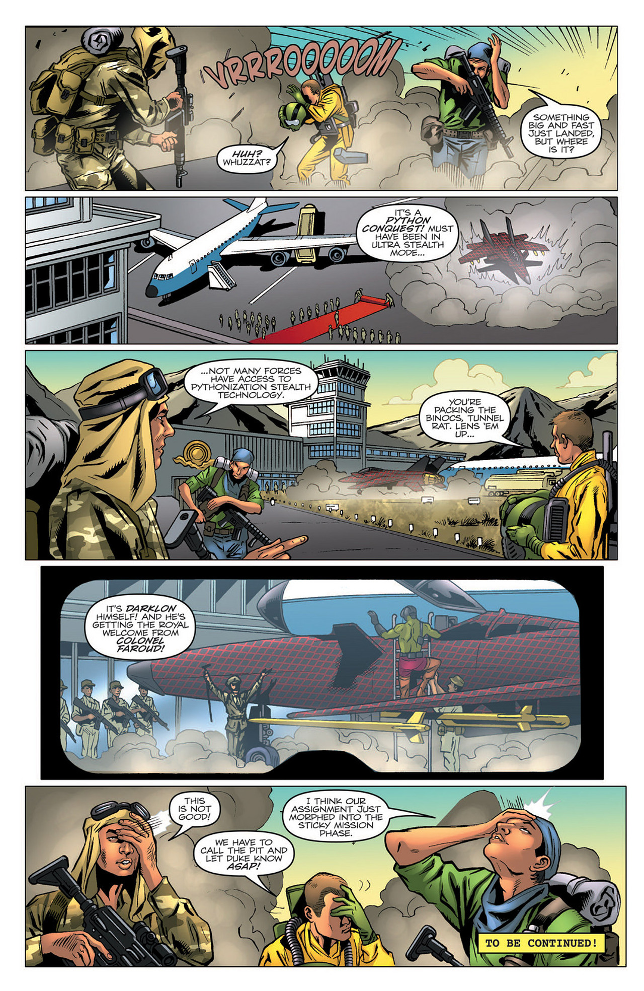 G.I. Joe: A Real American Hero 183 Page 23