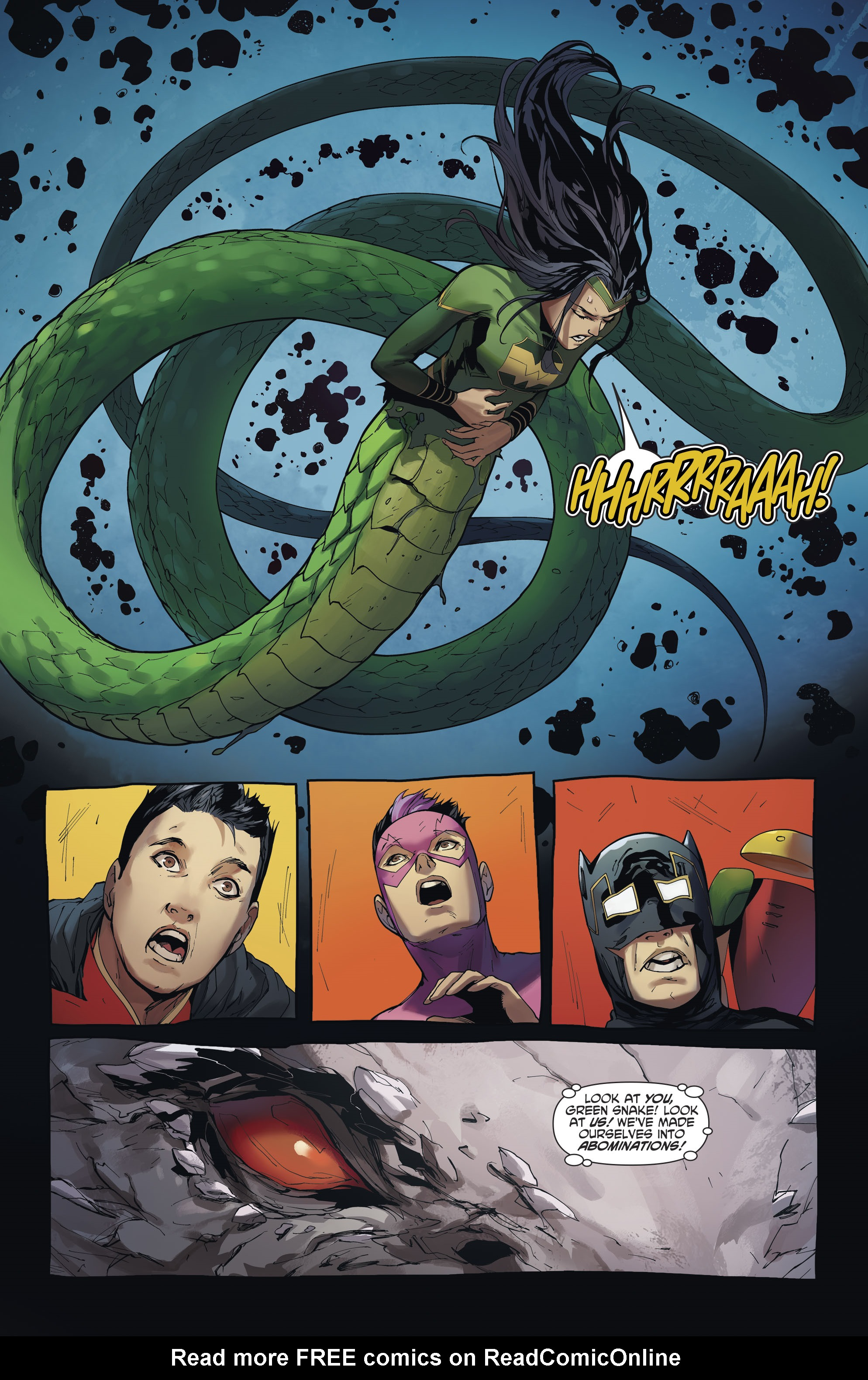 Read online New Super-Man comic -  Issue #12 - 9
