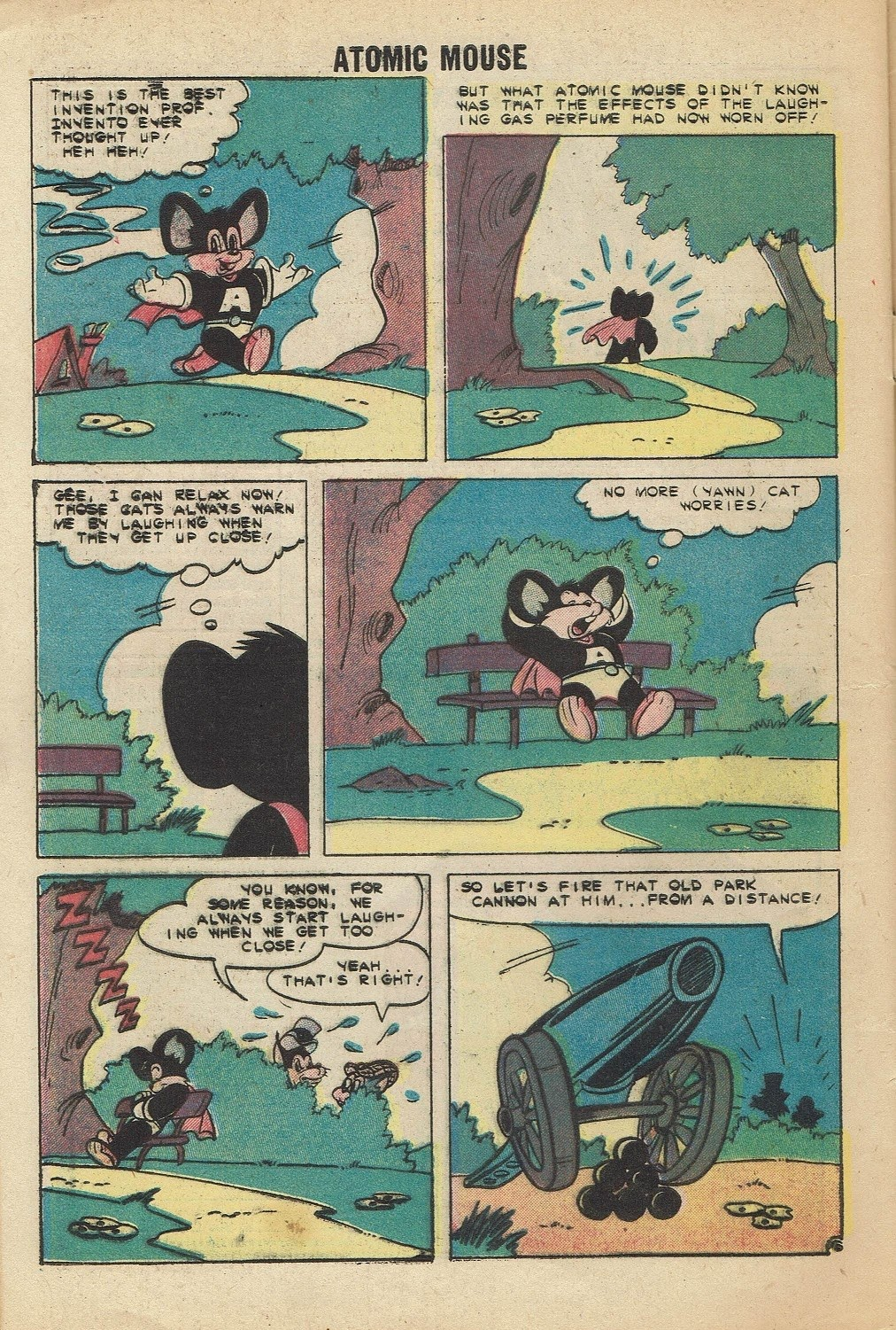 Atomic Mouse issue 33 - Page 32