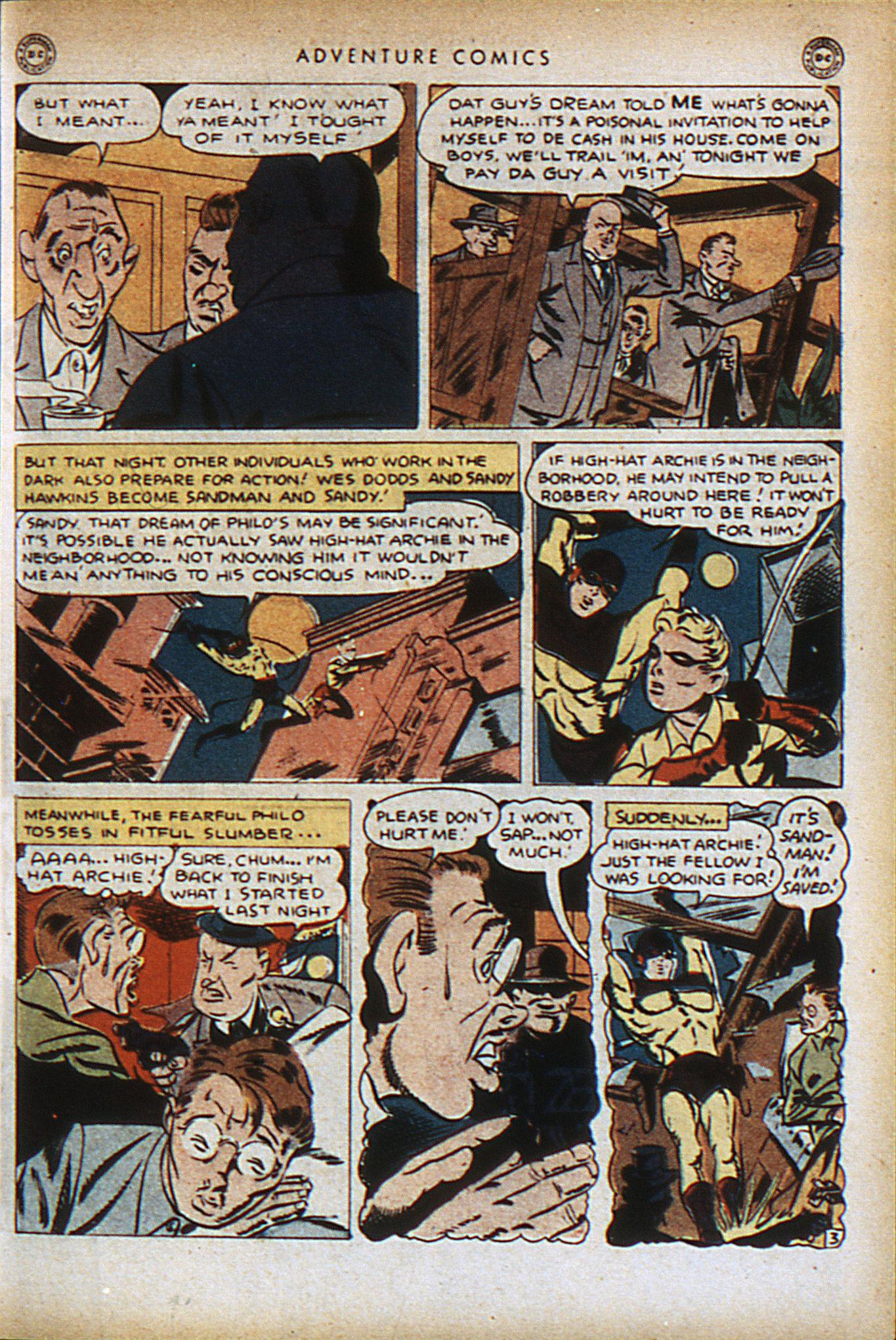 Read online Adventure Comics (1938) comic -  Issue #96 - 6