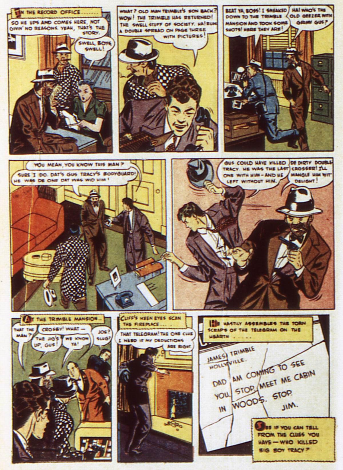 Read online Detective Comics (1937) comic -  Issue #52 - 48