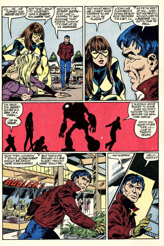Read online Alpha Flight (1983) comic -  Issue #28 - 10