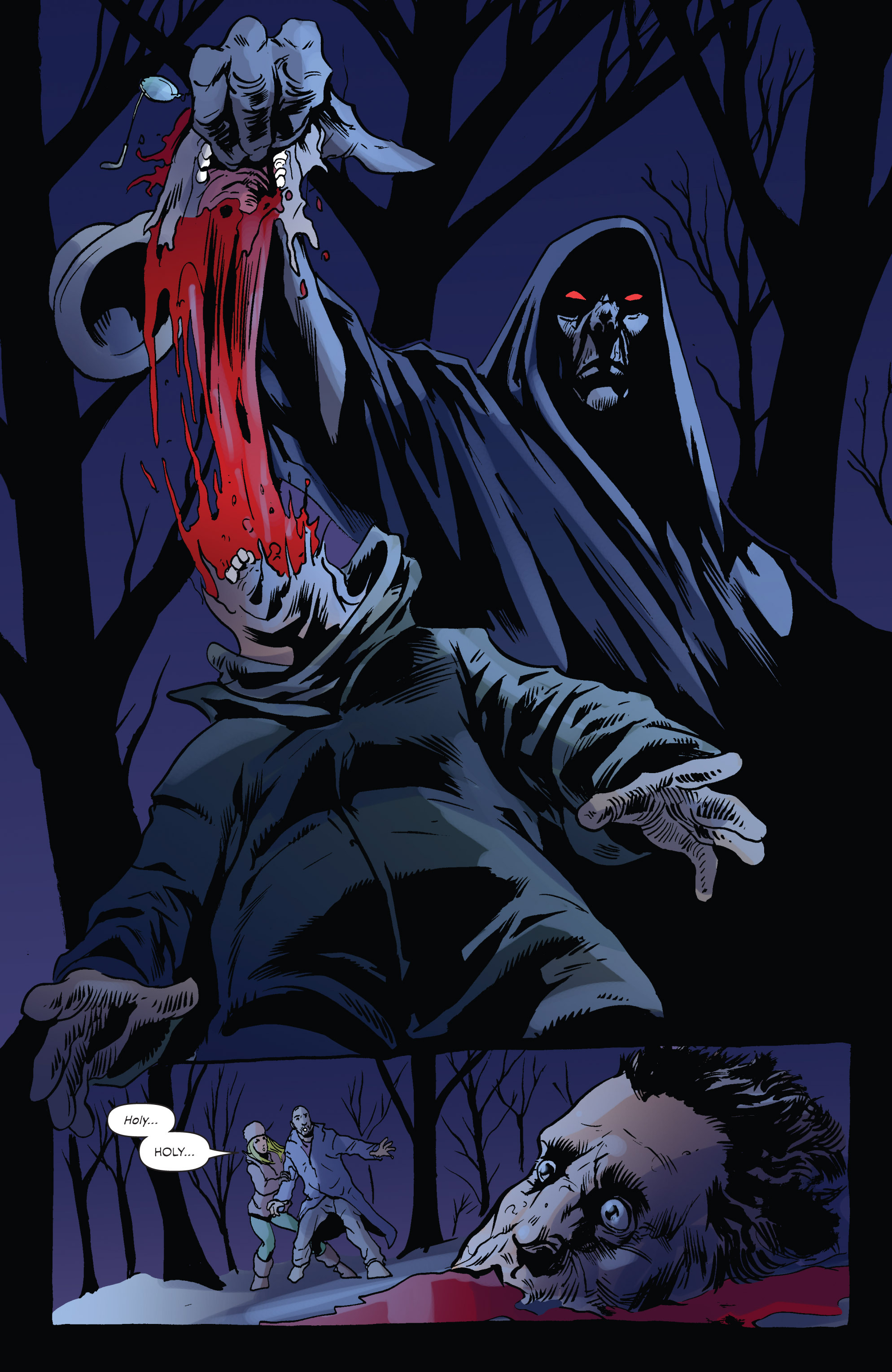 Read online Hoax Hunters (2012) comic -  Issue # TPB 2 - 25