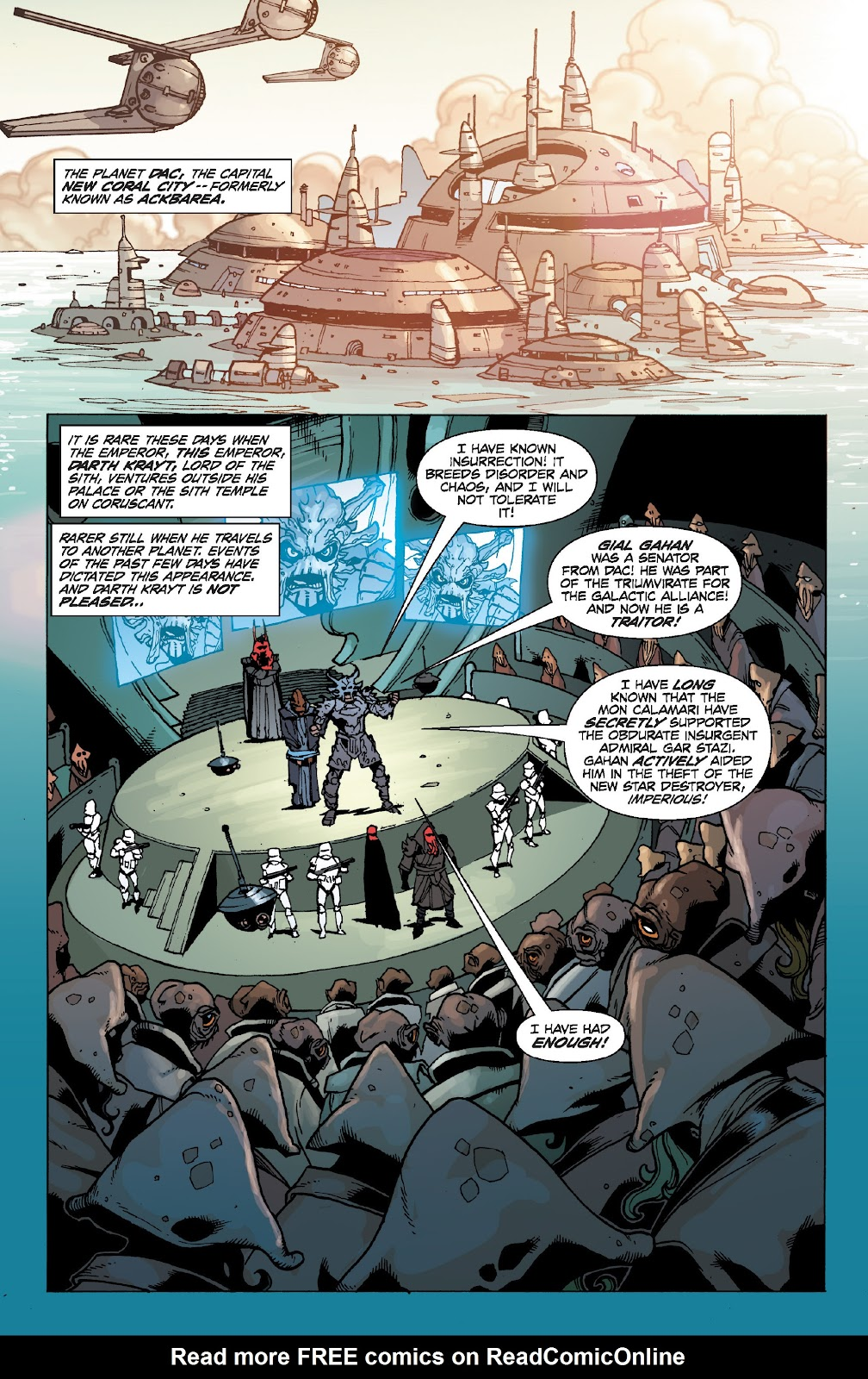 Read online Star Wars Legends: Legacy - Epic Collection comic -  Issue # TPB 2 (Part 1) - 79