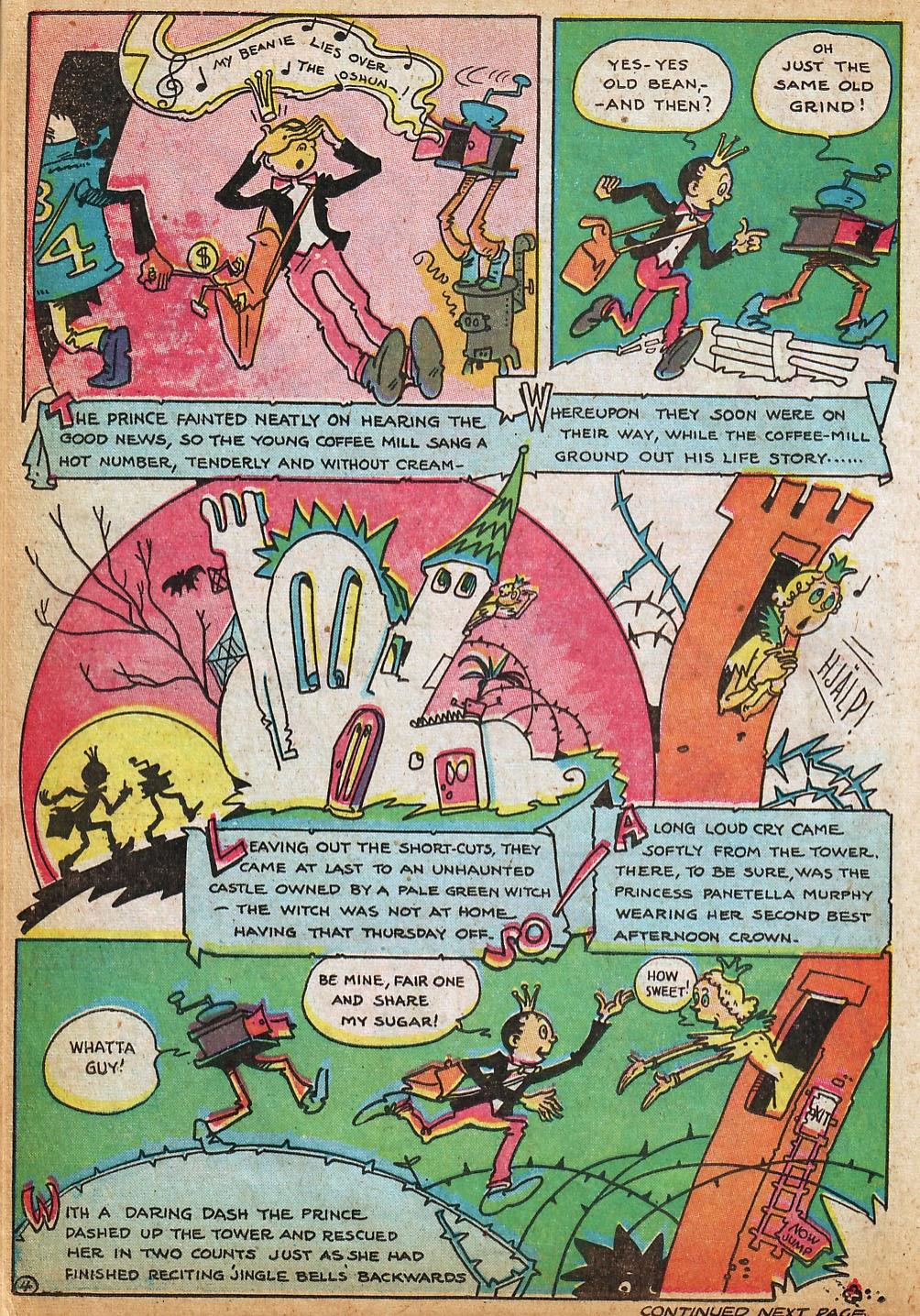 Jingle Jangle Comics issue 1 - Page 41