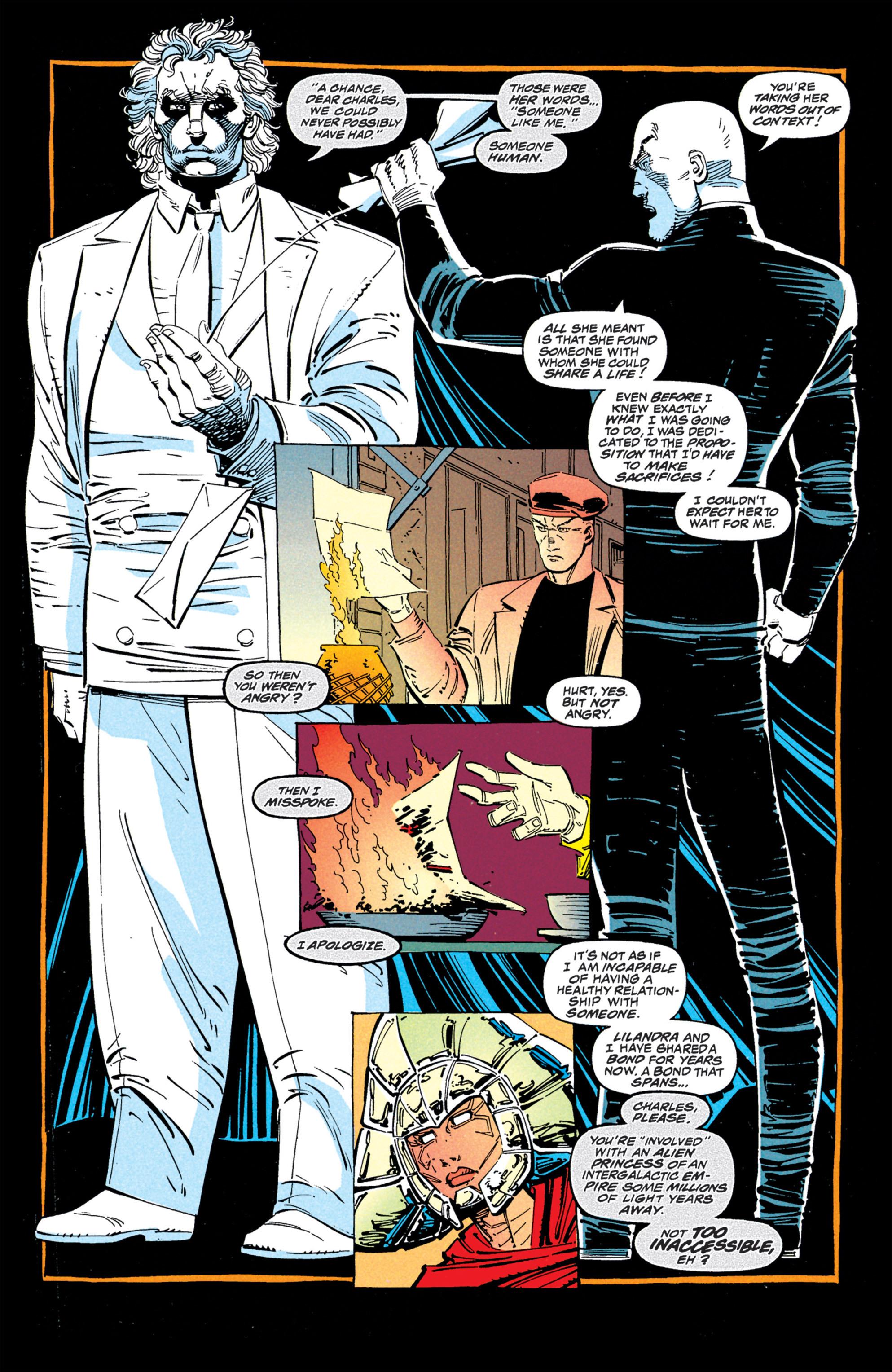 Read online Uncanny X-Men (1963) comic -  Issue #309 - 10