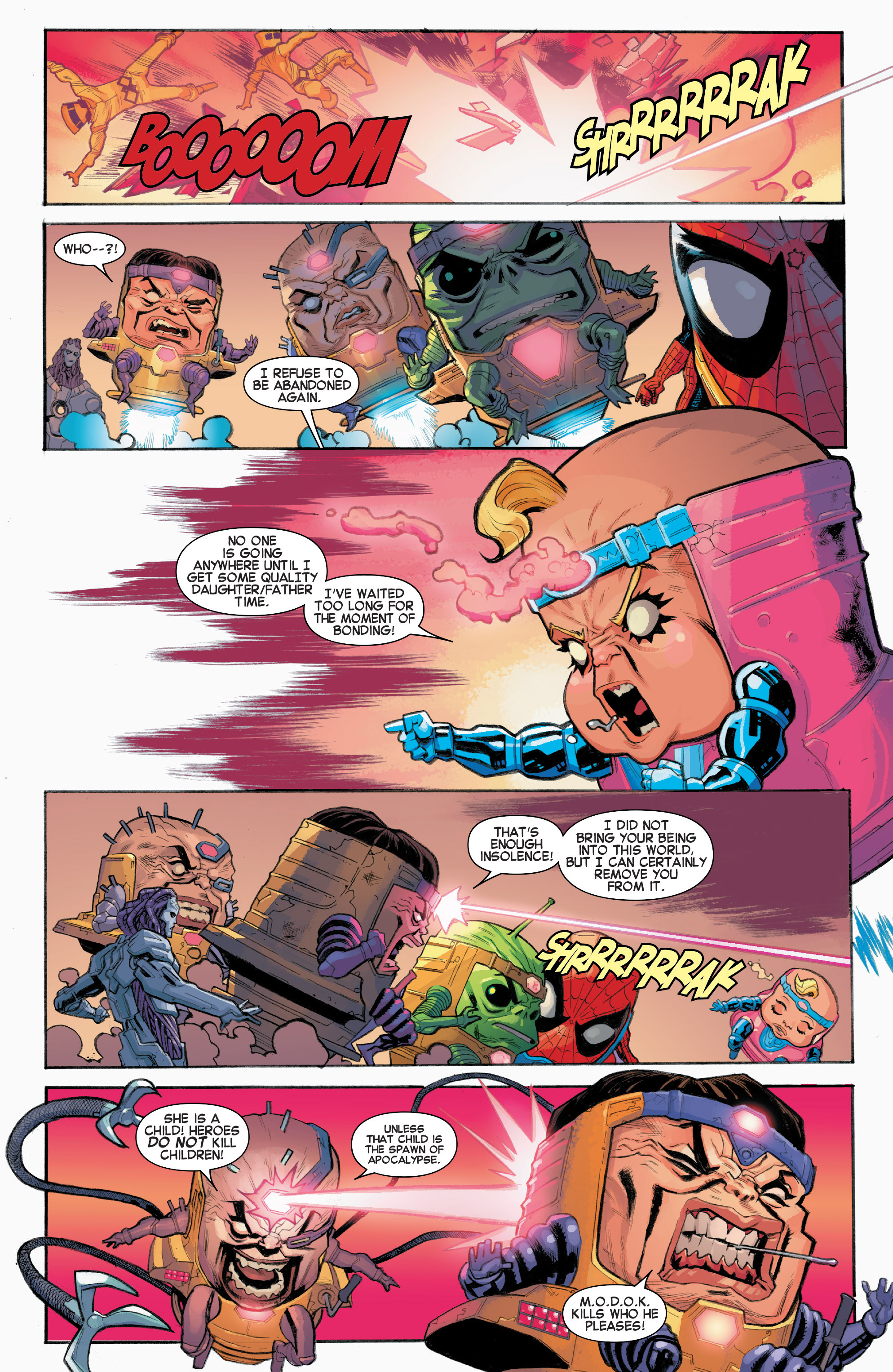 Read online Secret Wars Journal/Battleworld comic -  Issue # TPB - 136