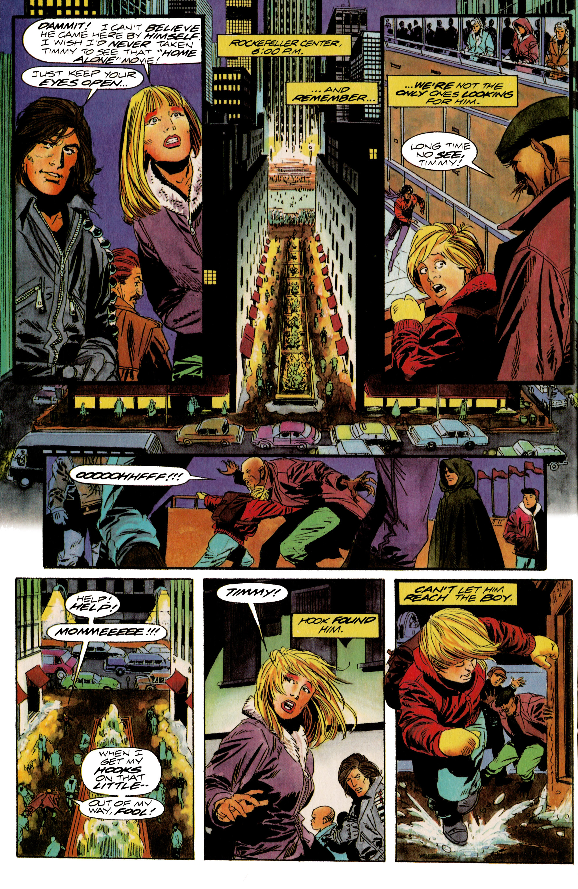 Read online Eternal Warrior (1992) comic -  Issue #10 - 19