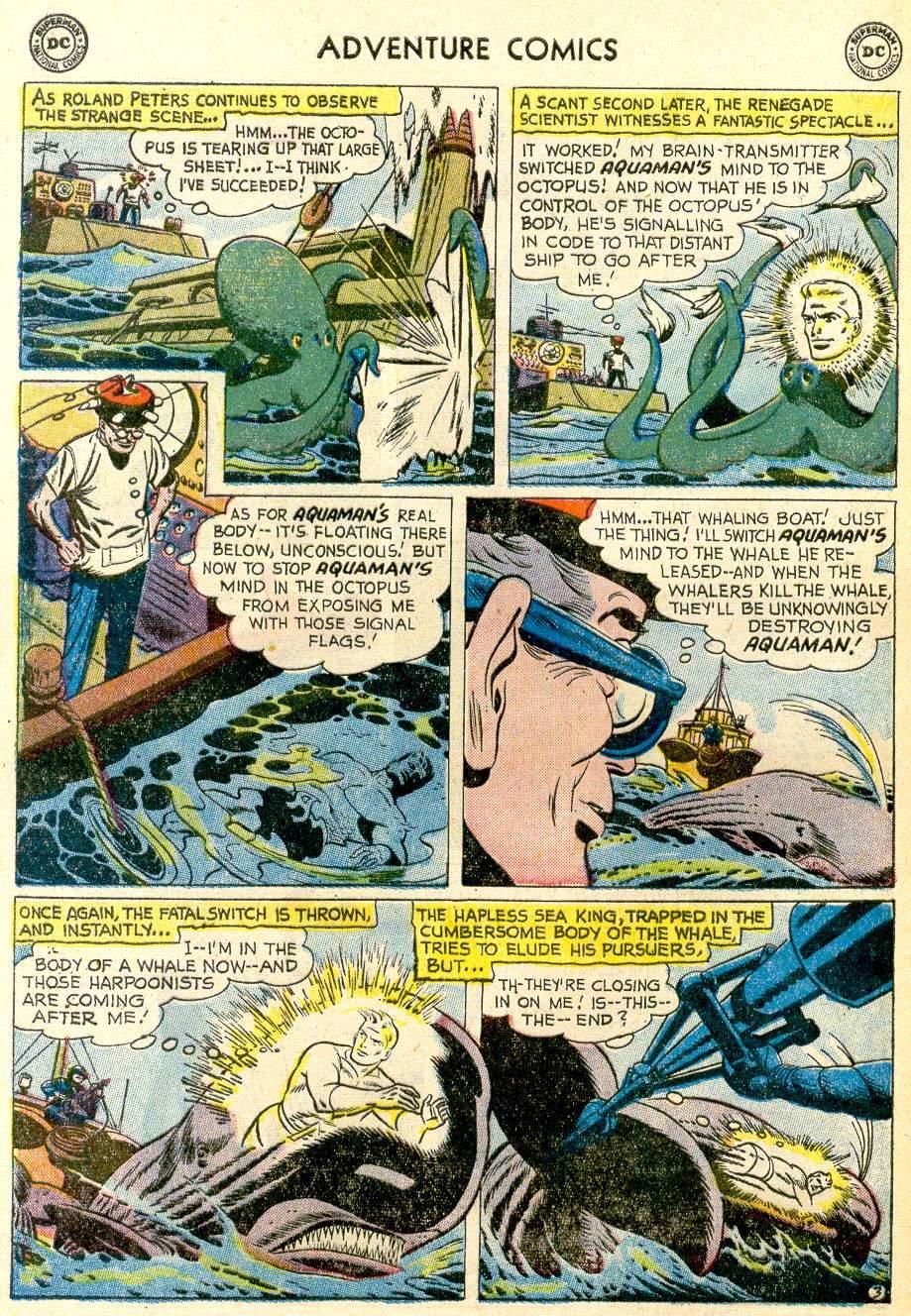 Read online Adventure Comics (1938) comic -  Issue #259 - 20