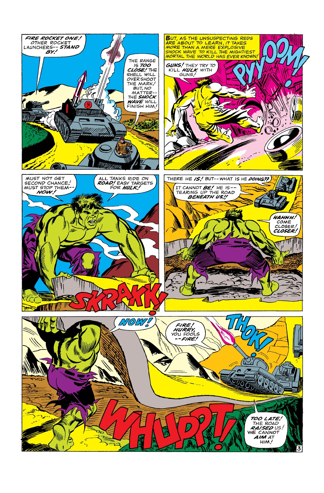 Read online Marvel Masterworks: The Incredible Hulk comic -  Issue # TPB 2 (Part 2) - 4