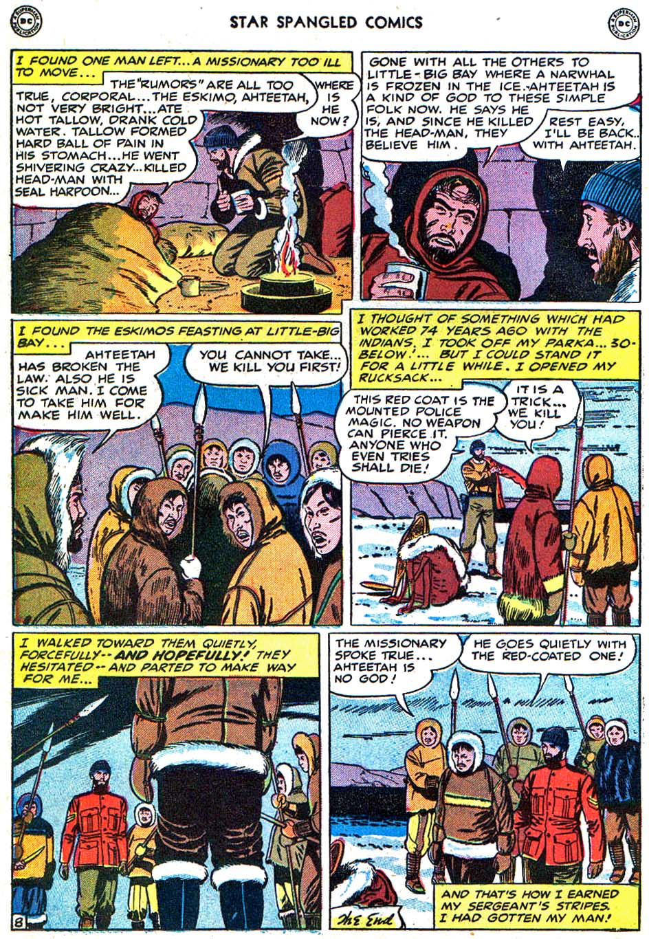 Star Spangled Comics (1941) issue 95 - Page 24