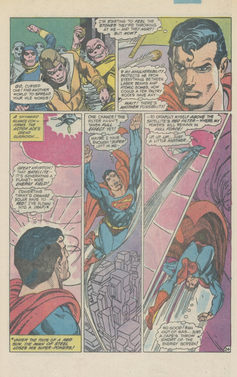 Read online Superman Special (1983) comic -  Issue #2 - 28