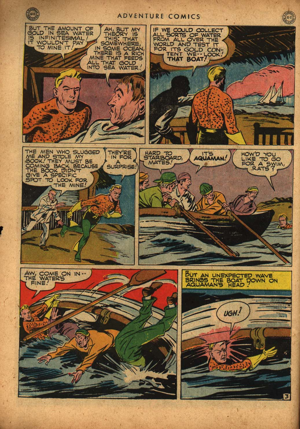 Read online Adventure Comics (1938) comic -  Issue #109 - 12
