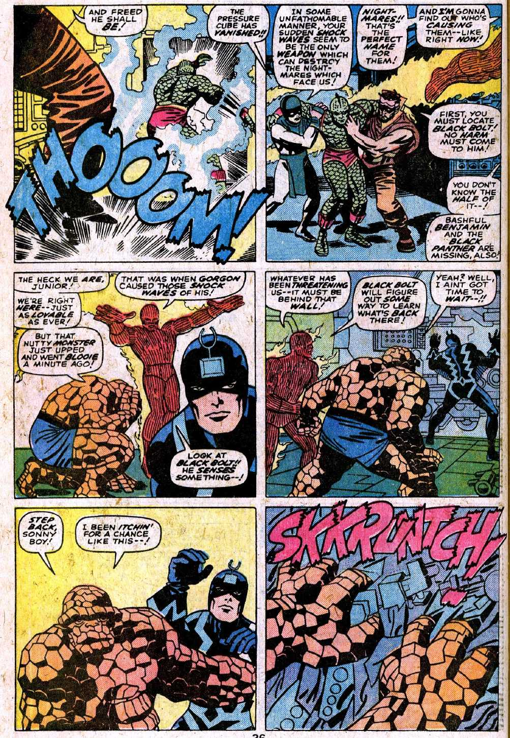 Giant-Size Fantastic Four issue 5 - Page 38