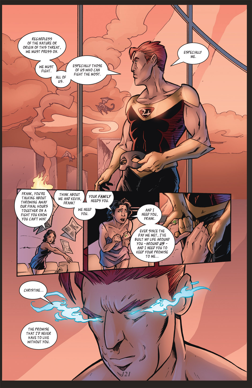 Read online Nightmare World comic -  Issue # Vol. 2 Leave the Light On - 122