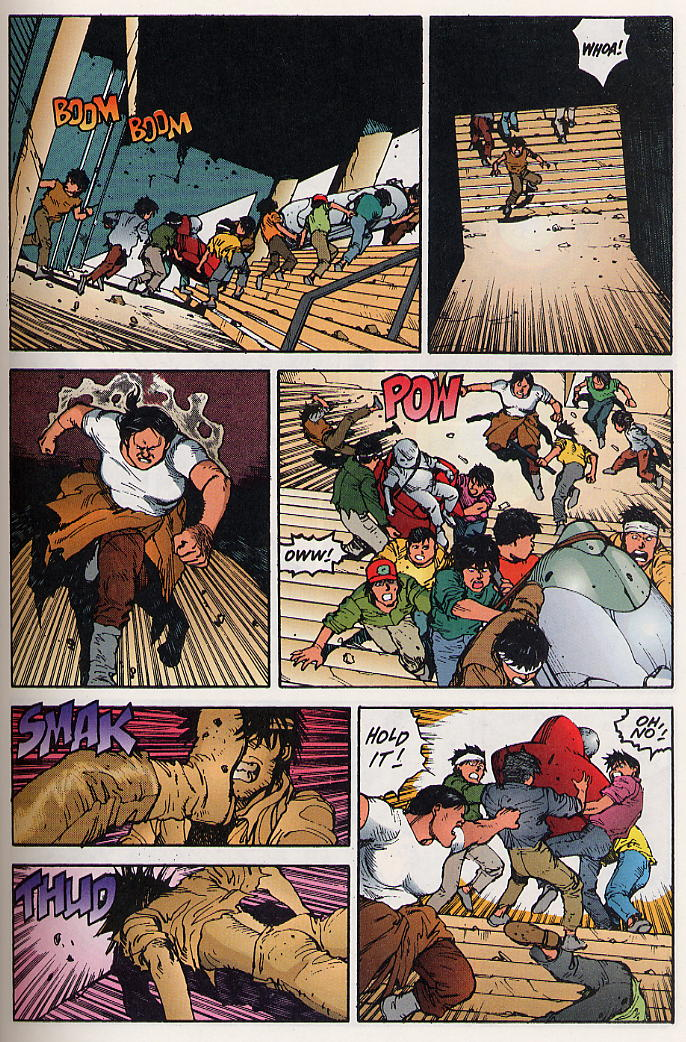 Read online Akira comic -  Issue #19 - 32