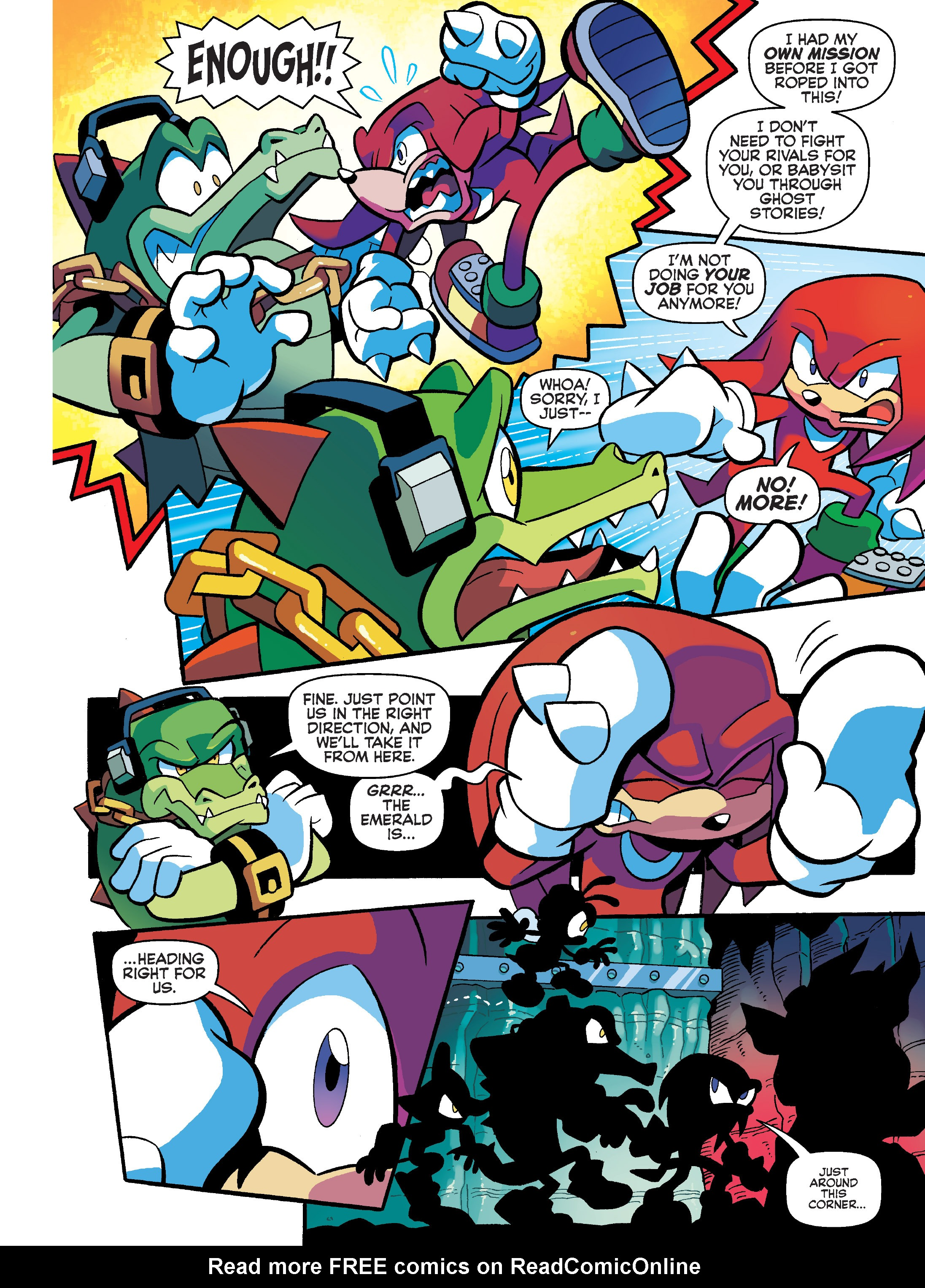 Read online Sonic Super Digest comic -  Issue #10 - 62