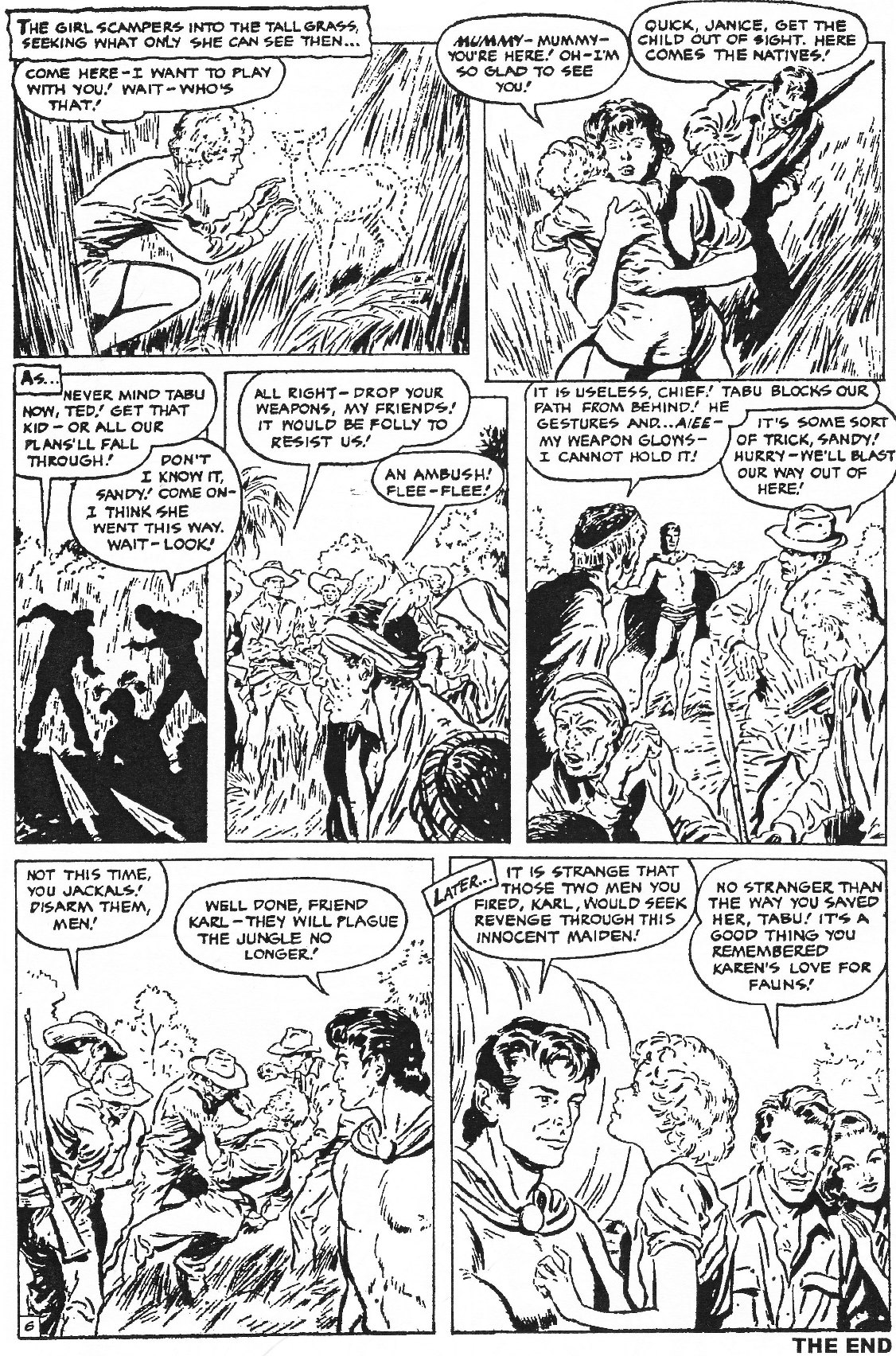 Read online Men of Mystery Comics comic -  Issue #84 - 174