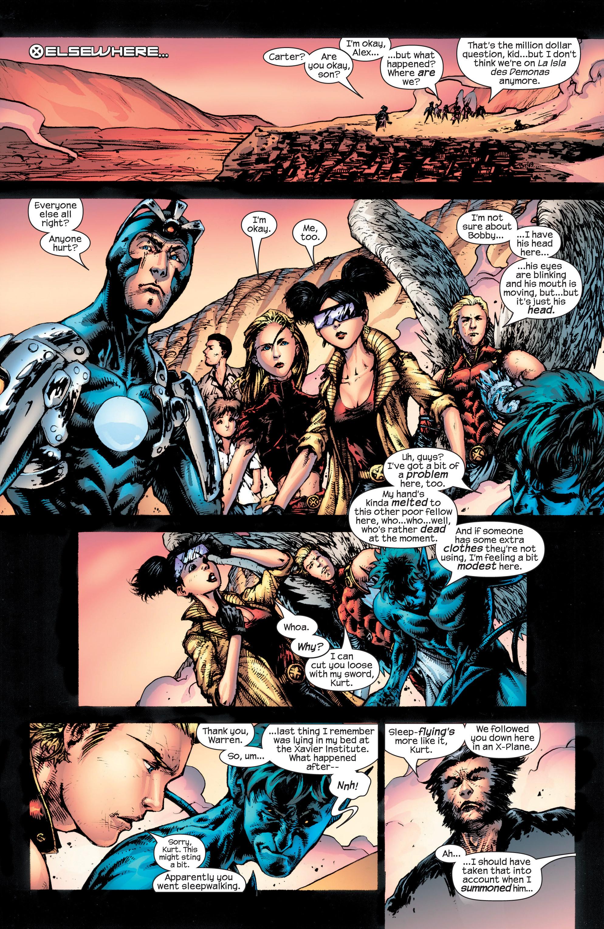 Read online Uncanny X-Men (1963) comic -  Issue #431 - 5