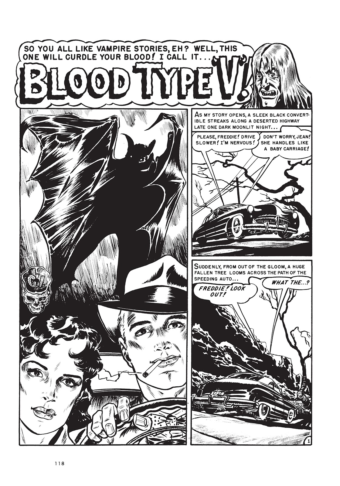 Read online Doctor of Horror and Other Stories comic -  Issue # TPB (Part 2) - 34