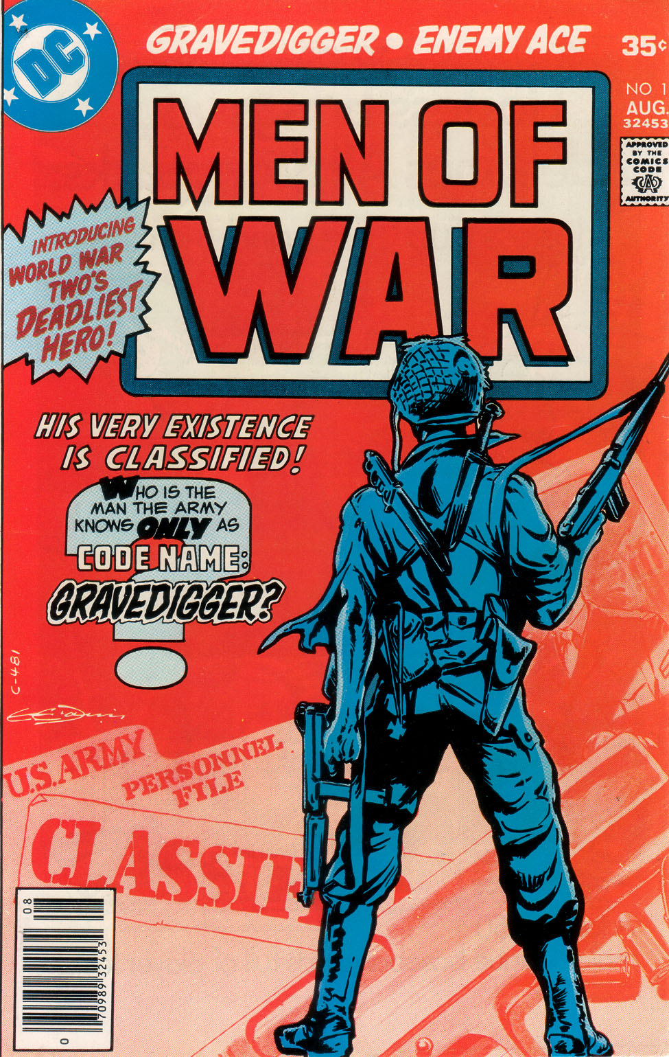Men of War 1 Page 1
