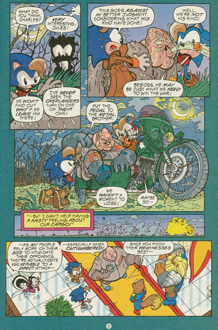 Read online Sonic Super Special comic -  Issue #6 - The big 50 - 4