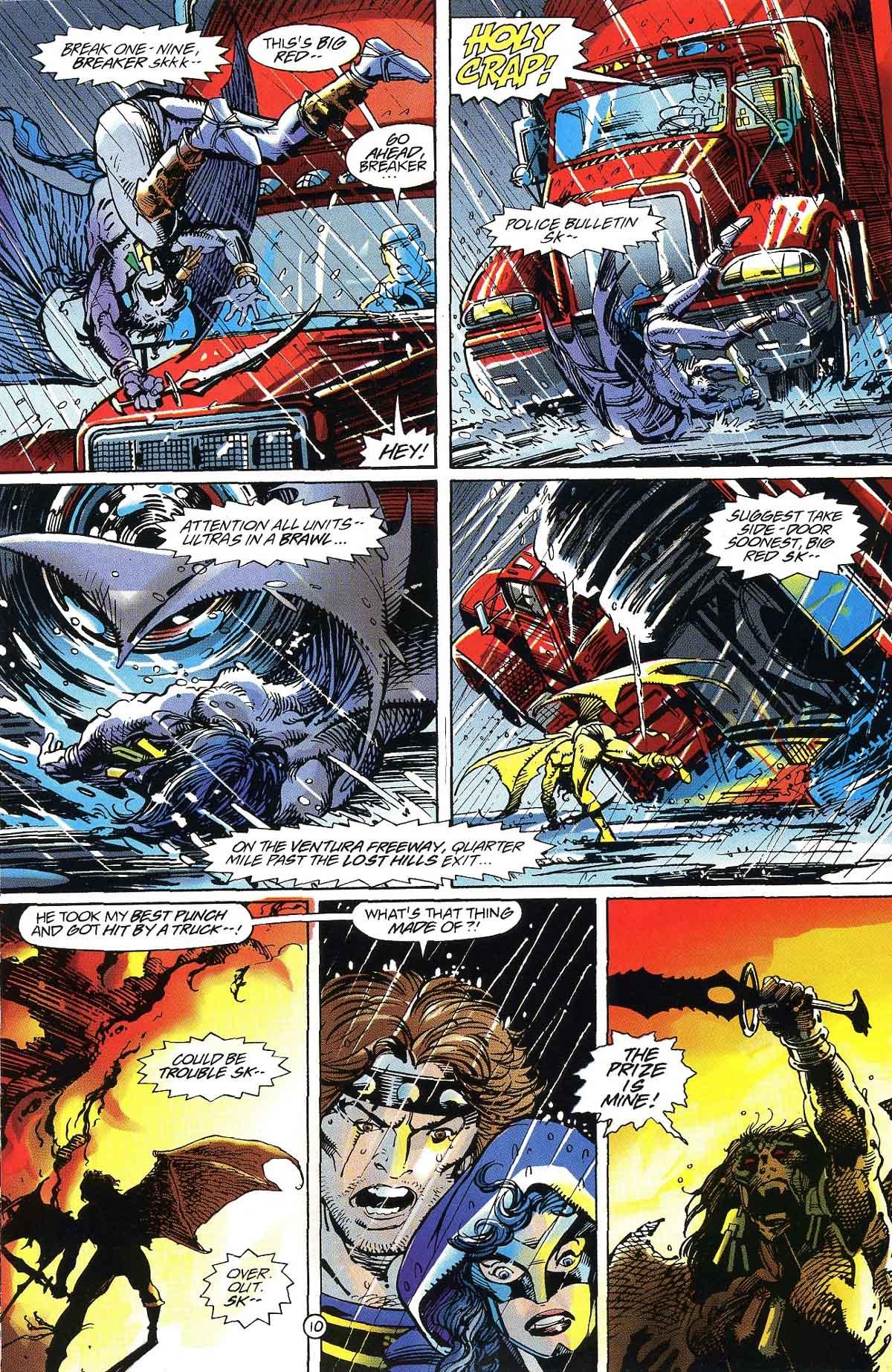 Read online Rune (1994) comic -  Issue #6 - 12