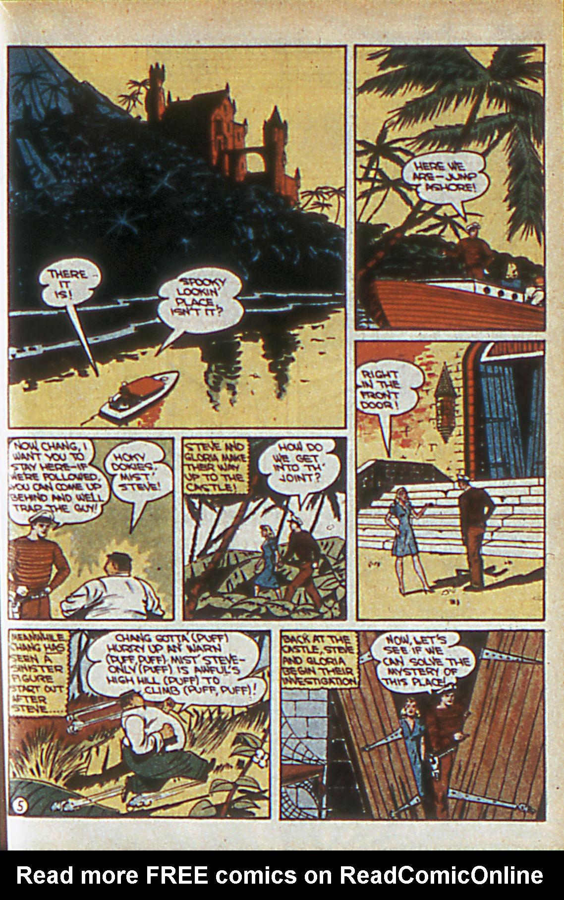 Read online Adventure Comics (1938) comic -  Issue #60 - 52