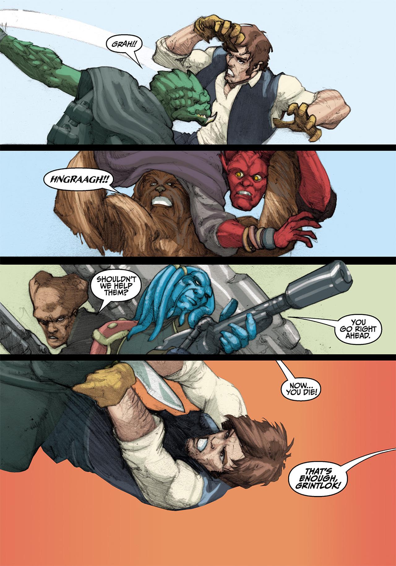 Read online Star Wars Omnibus comic -  Issue # Vol. 33 - 151