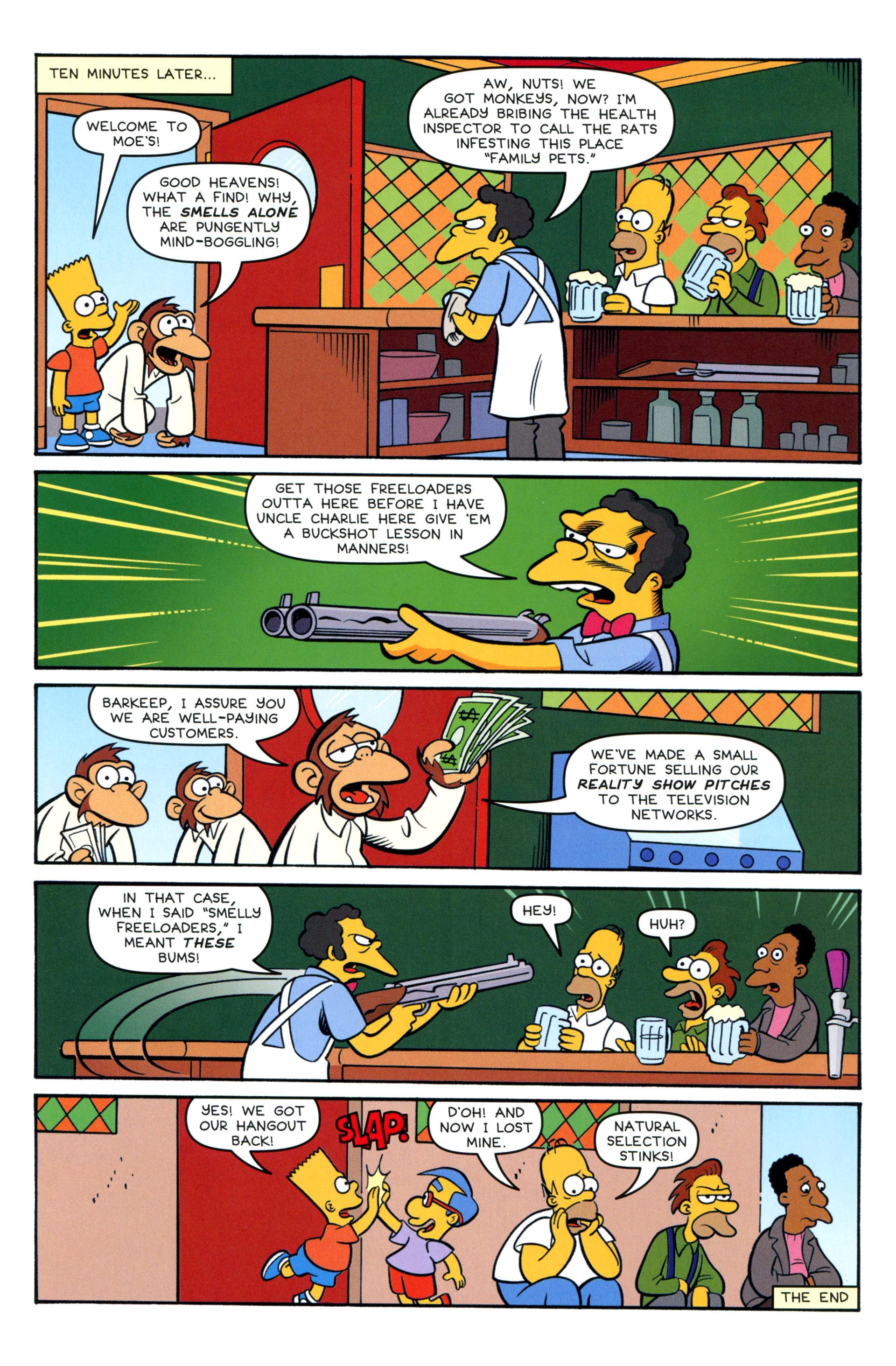 Read online Simpsons Comics Presents Bart Simpson comic -  Issue #86 - 12