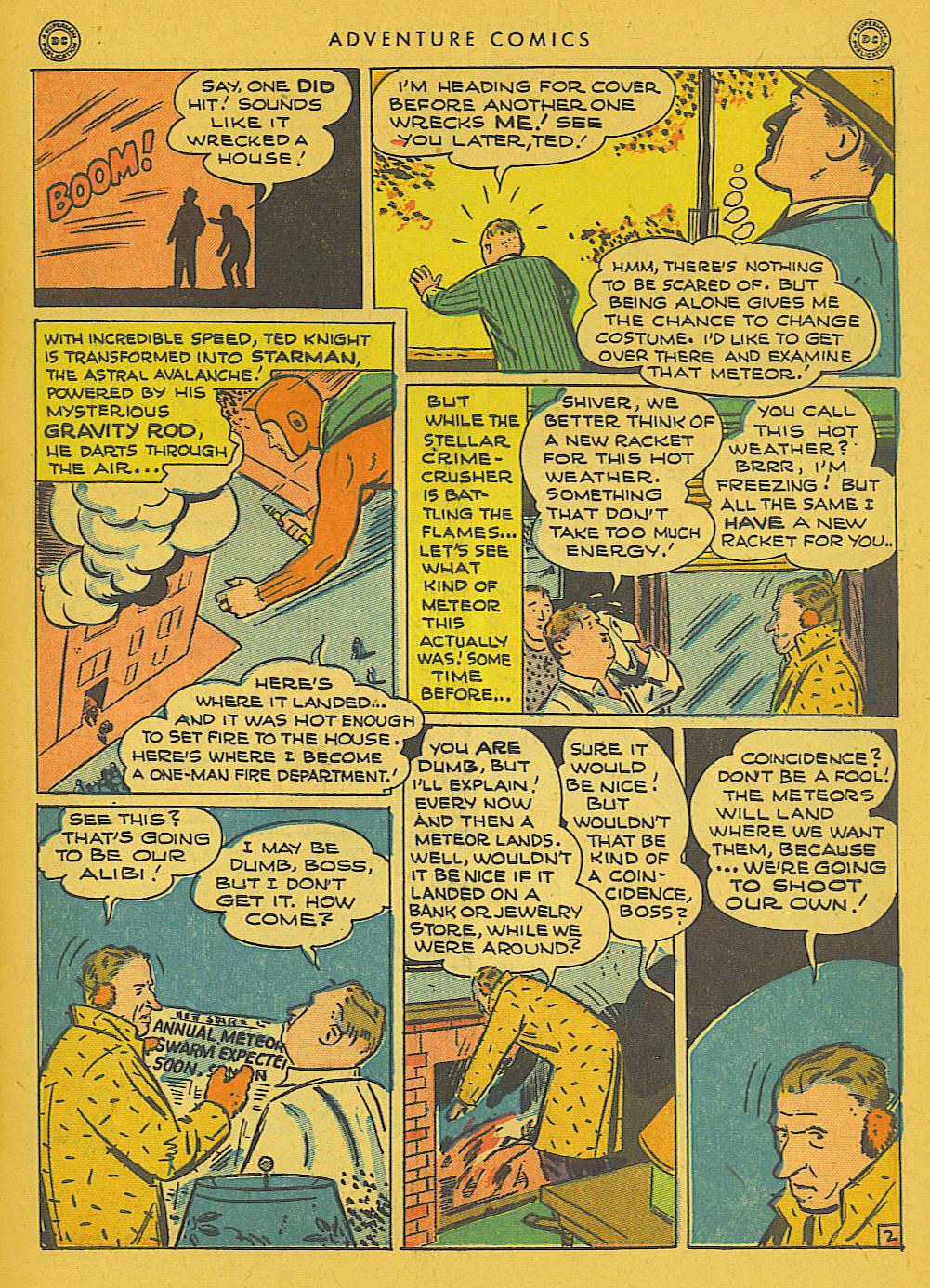 Read online Adventure Comics (1938) comic -  Issue #102 - 13