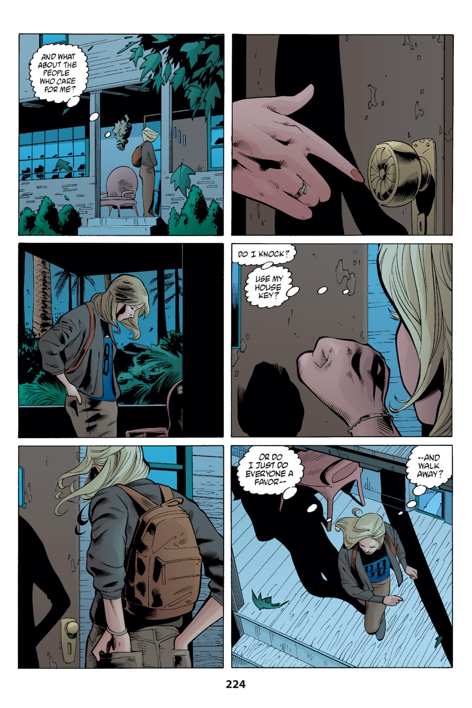 Read online Buffy the Vampire Slayer: Omnibus comic -  Issue # TPB 1 - 219