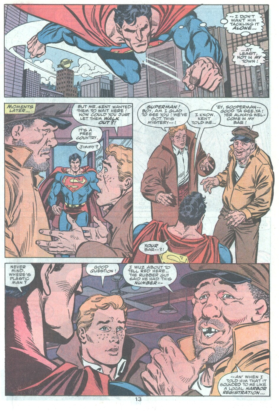 Action Comics (1938) 661 Page 13